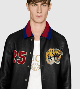 Gucci Jackets Men - Spring Summer 2017