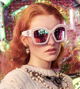 Gucci Glasses Women - Fall Winter 2016