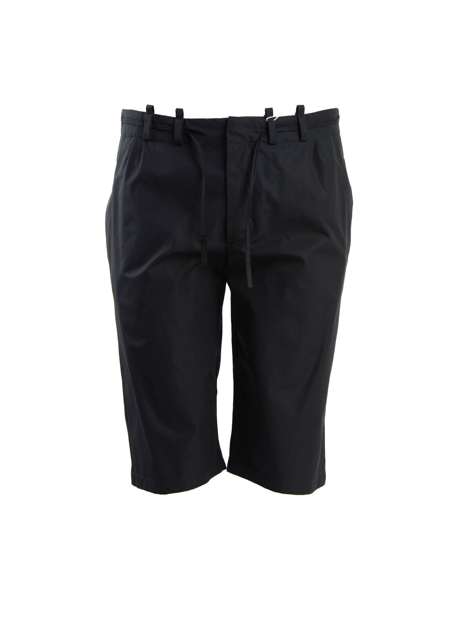 Maison Margiela Short Cotton Pants