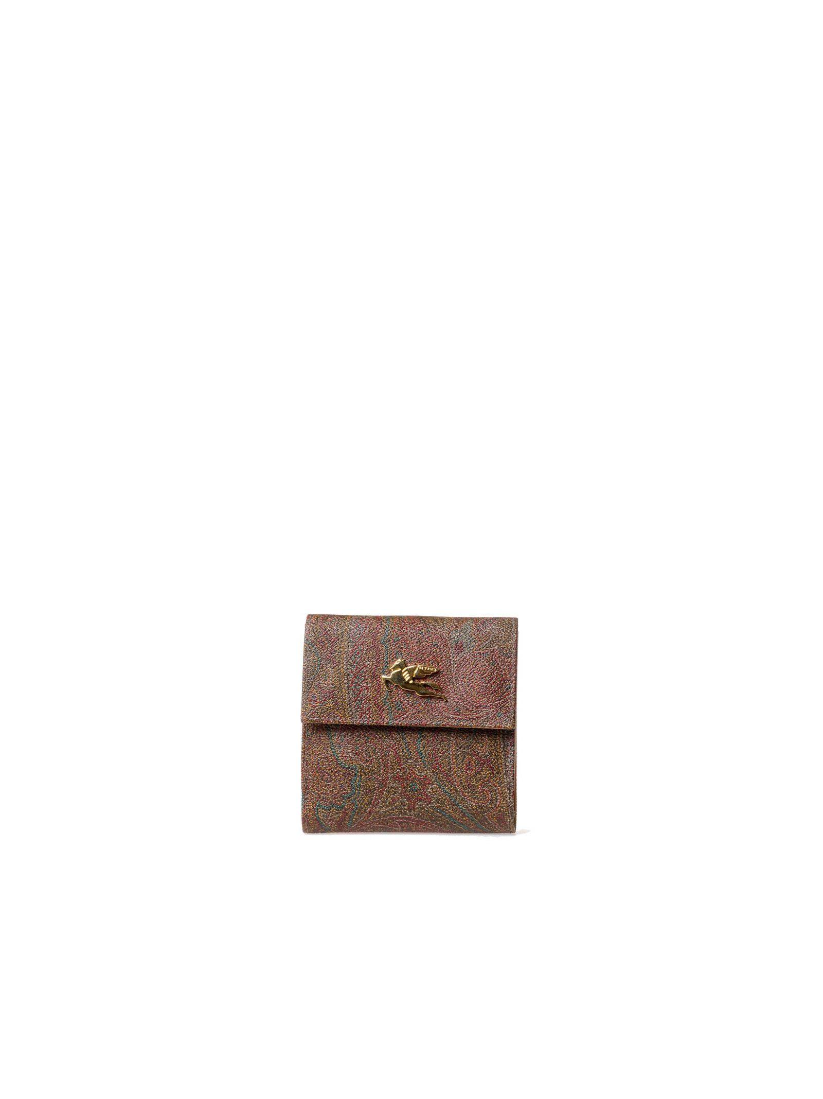 Etro Paisley Pattern Wallet