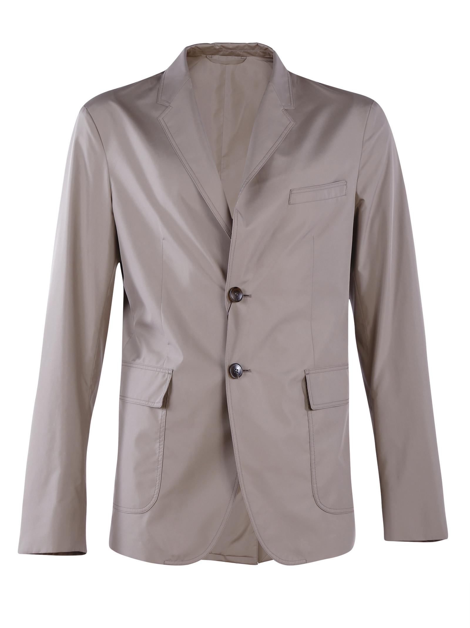 gucci male giacca nylon
