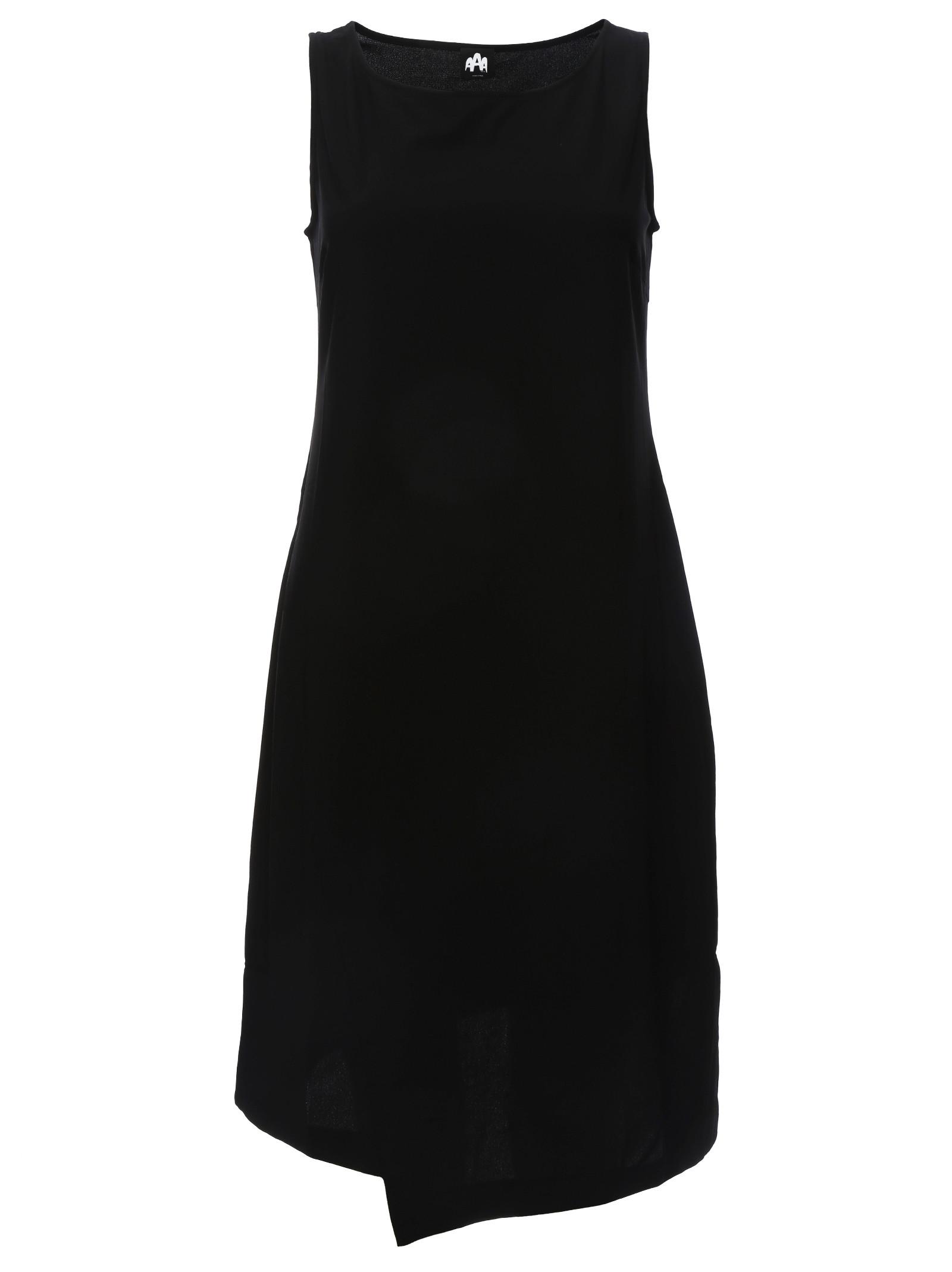 Viscose Stretch Sleeveless Dress