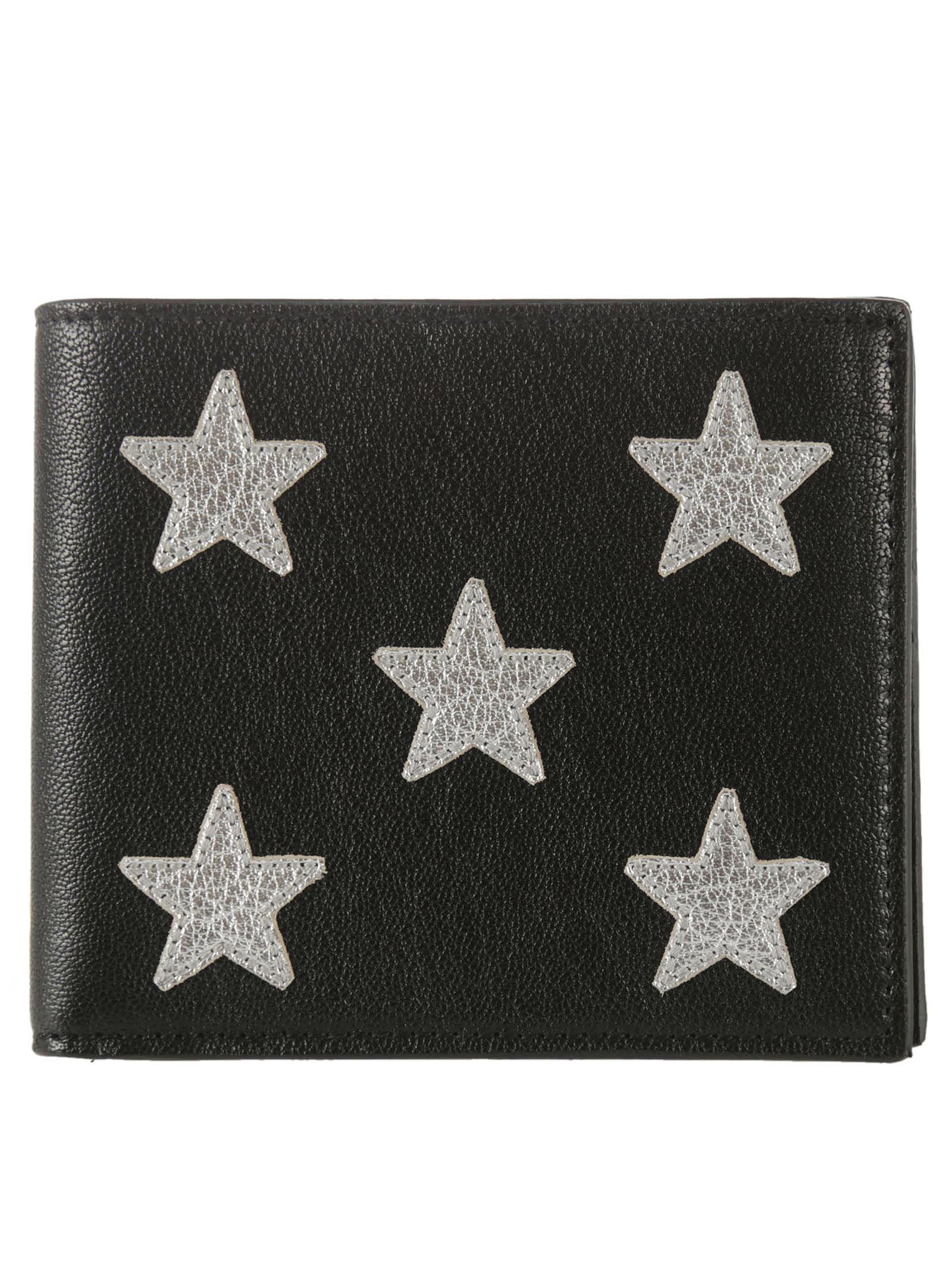 Saint Laurent Star Wallet