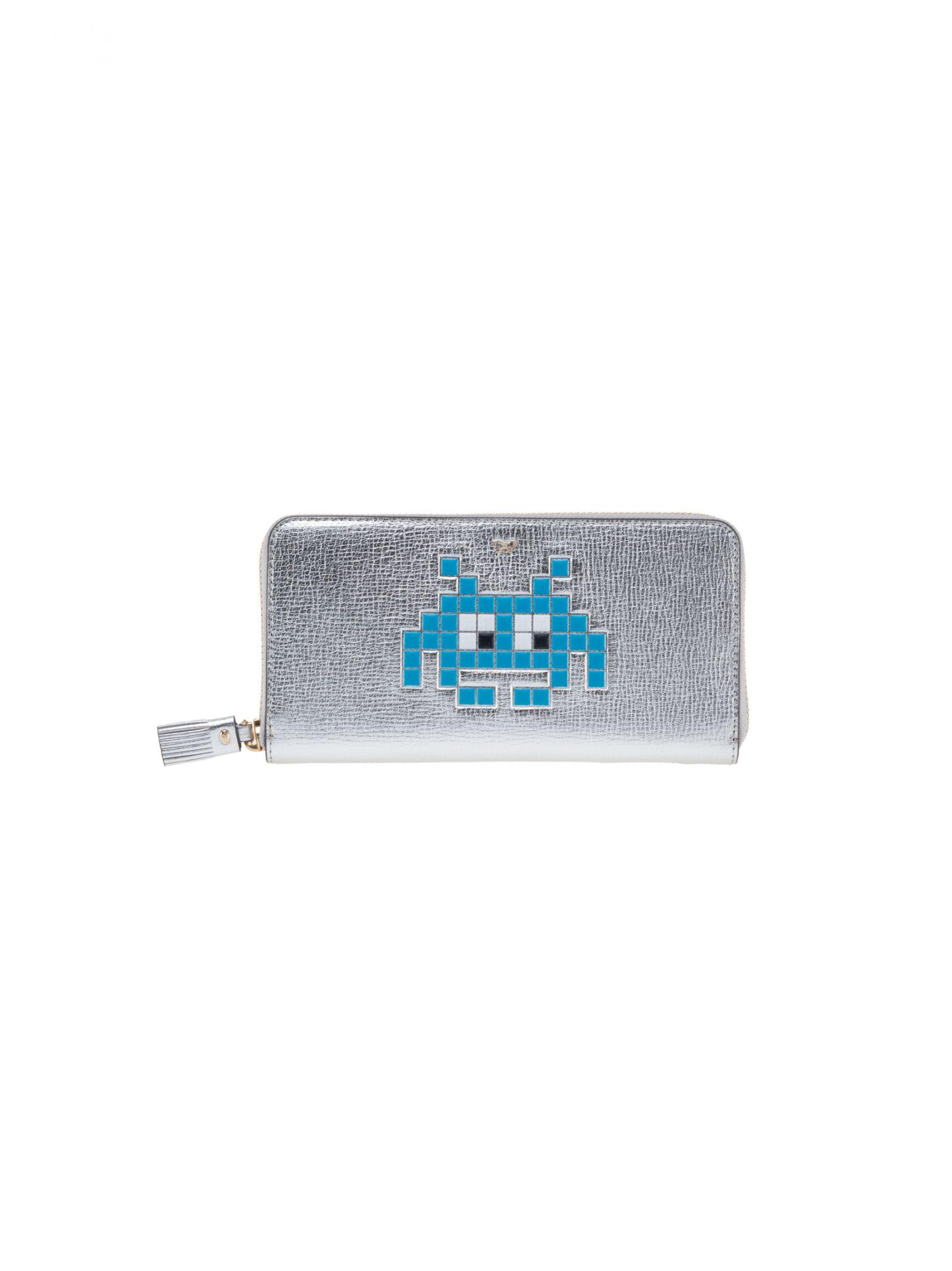 Anya Hindmarch Space Invader Wallet
