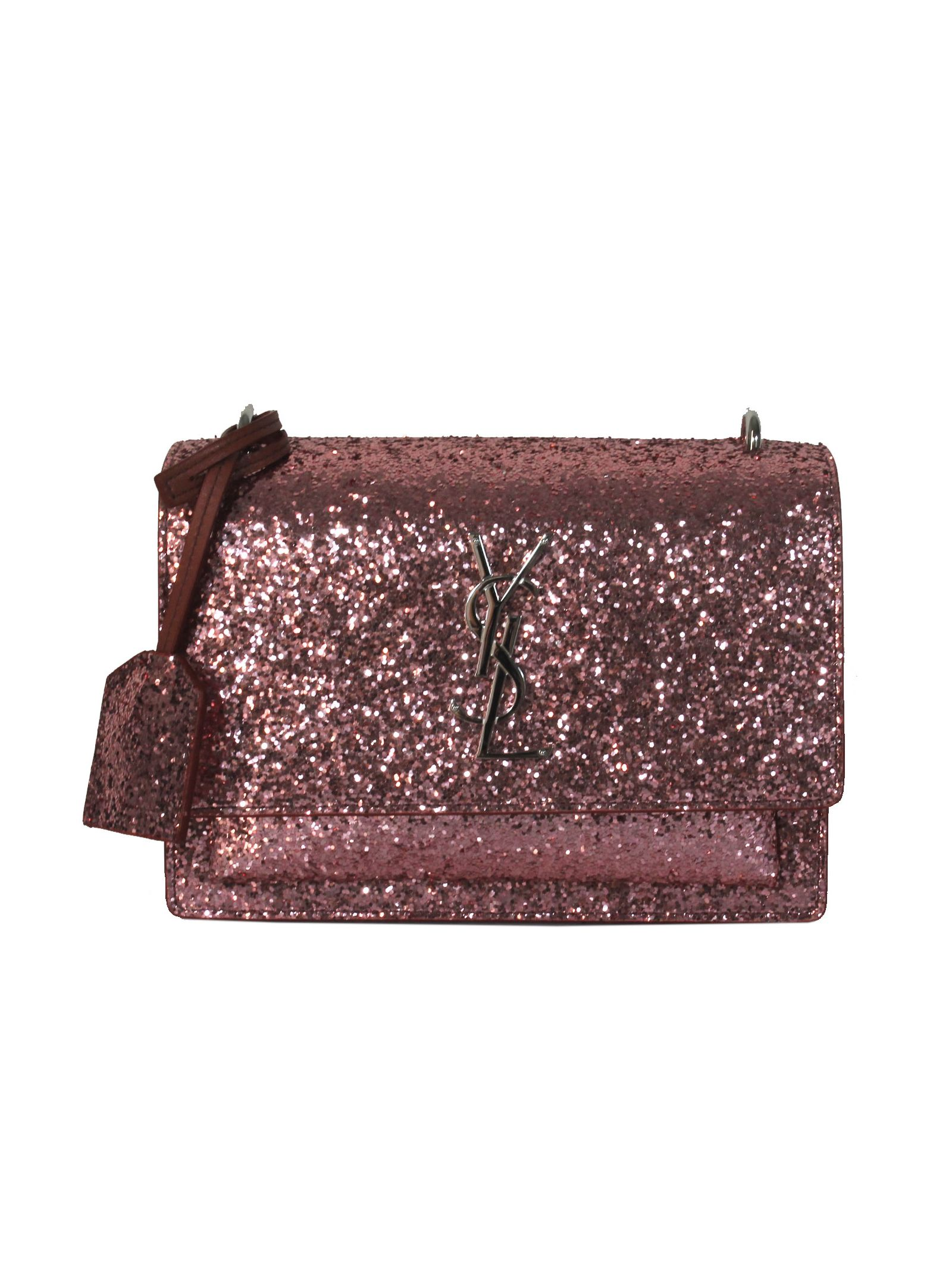 "Pale Pink ""sunset"" Mini Bag - Saint Laurent - Circus"