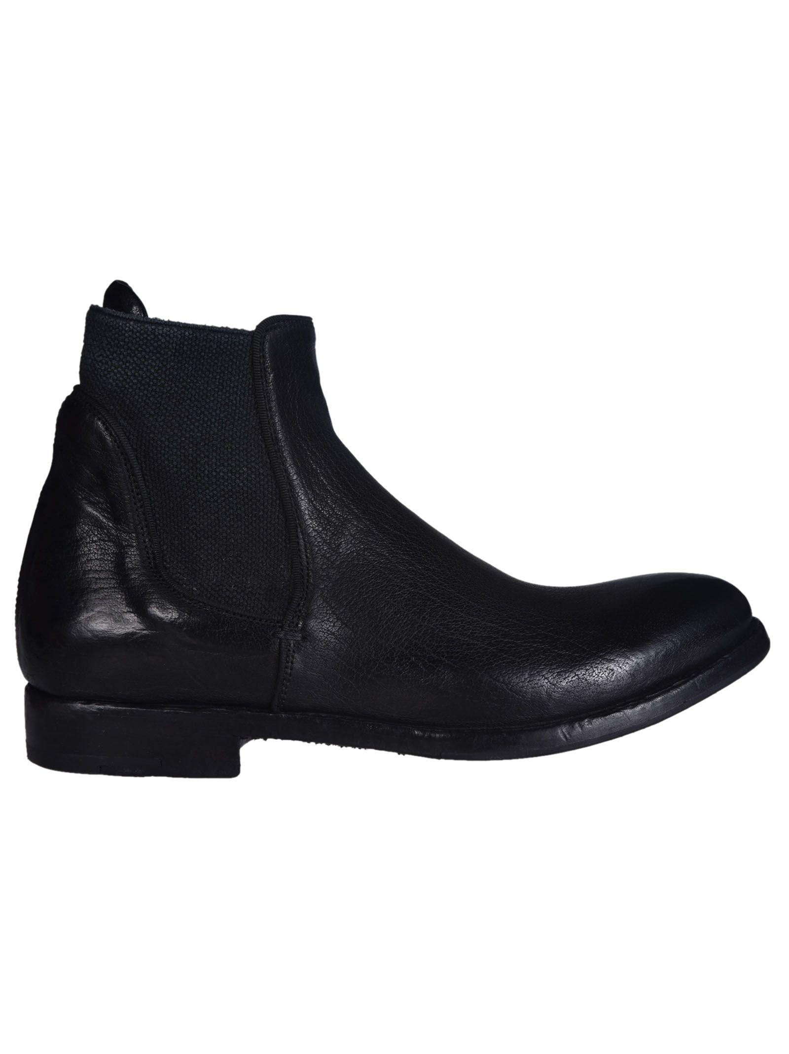 Alberto Fasciani 'sveva' Leather Boots