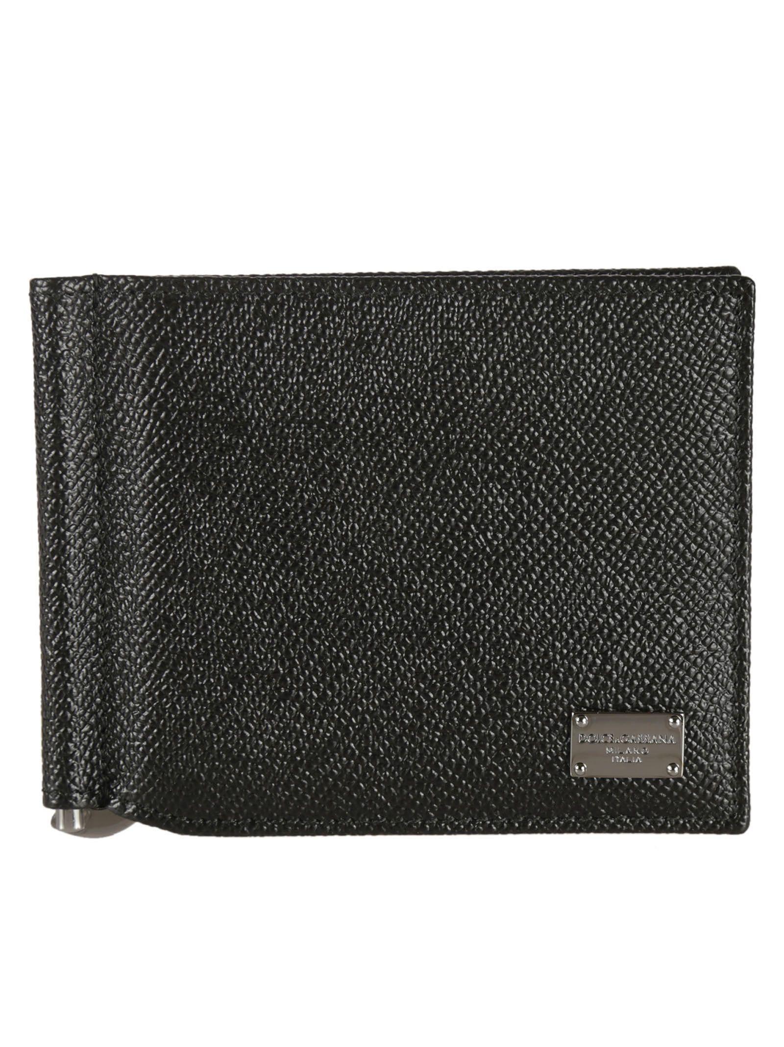 Black Clip Wallet