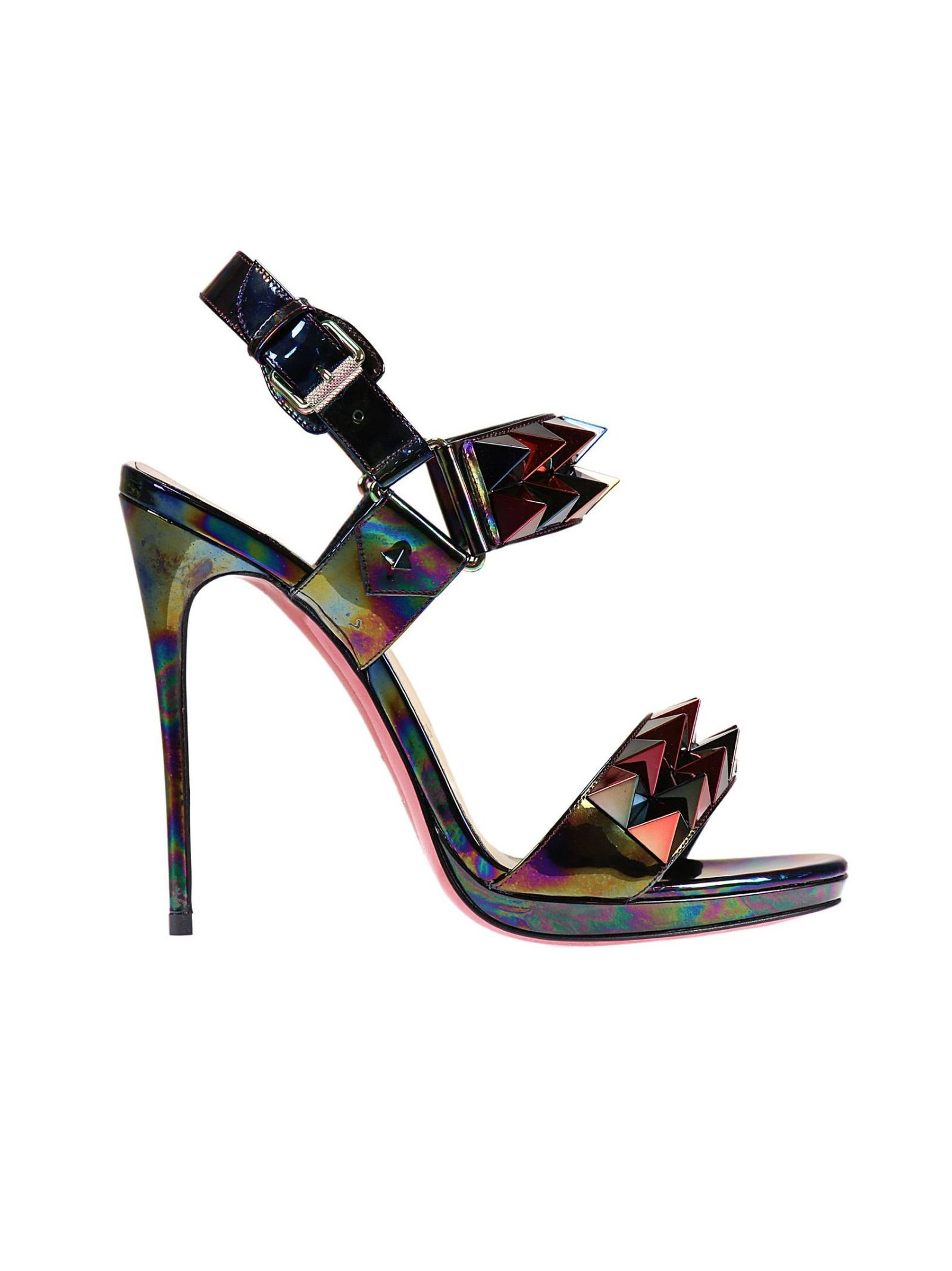 Heeled Sandals Shoes Woman Christian Louboutin - Christian Louboutin - Cluster 2