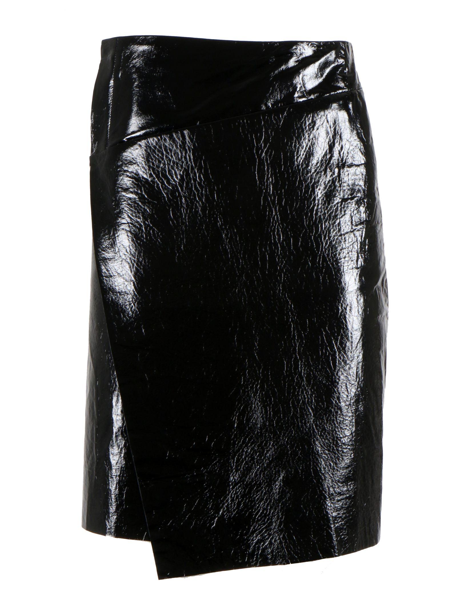 Black skirt from Balenciaga