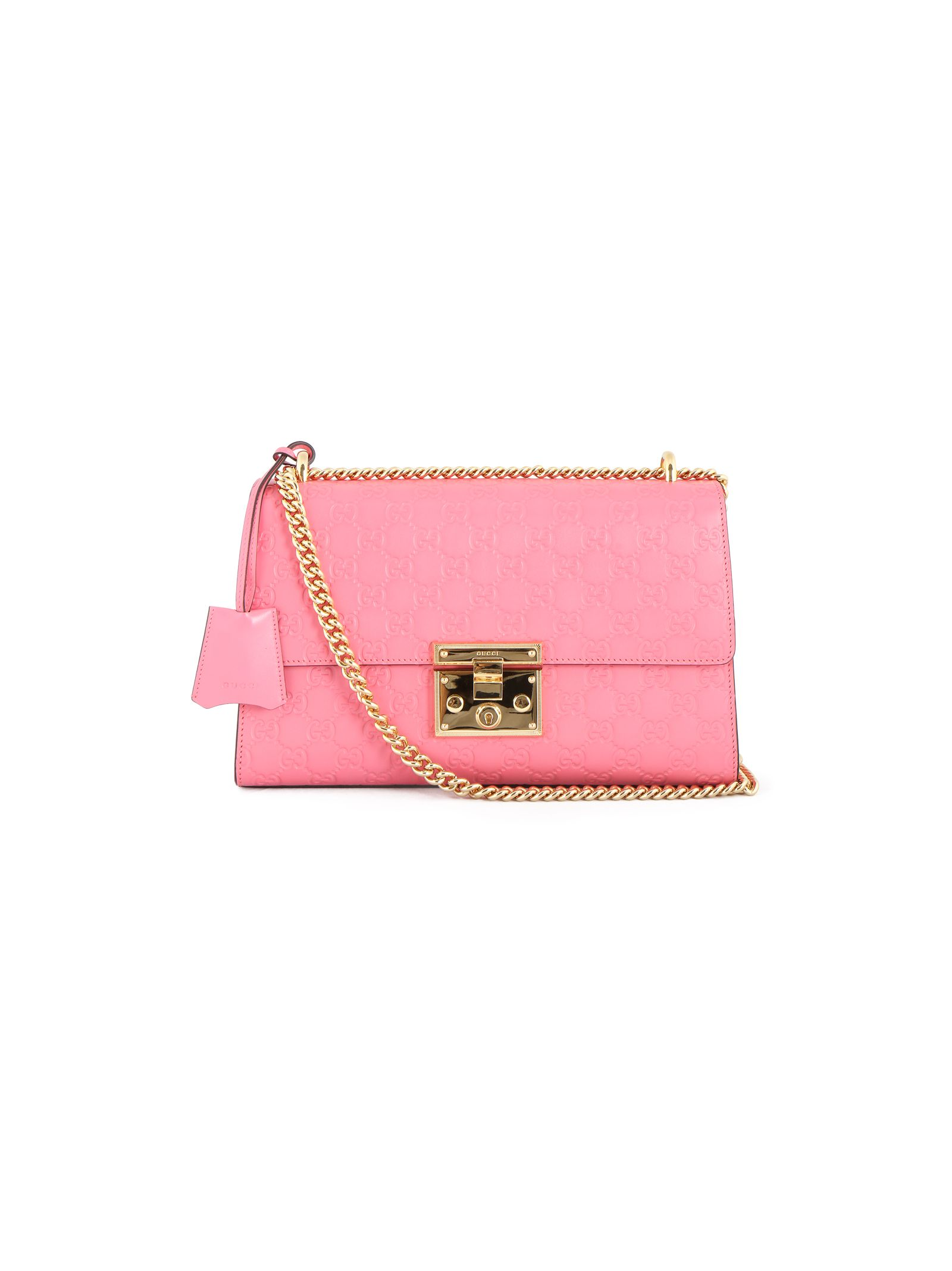 Pink women's bag from Gucci