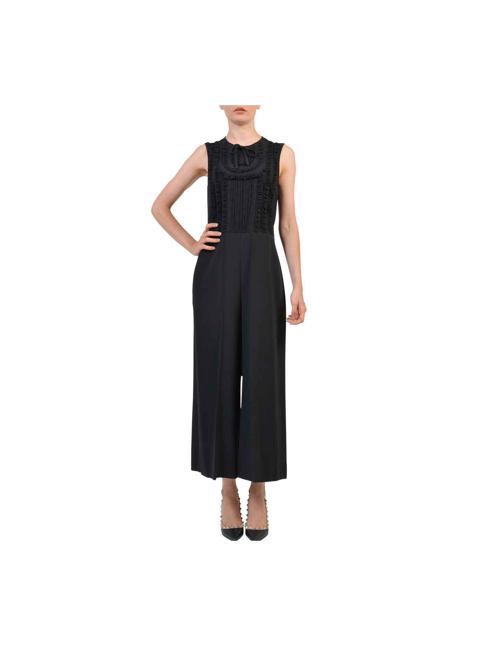 RED Valentino Viscose Jumpsuit