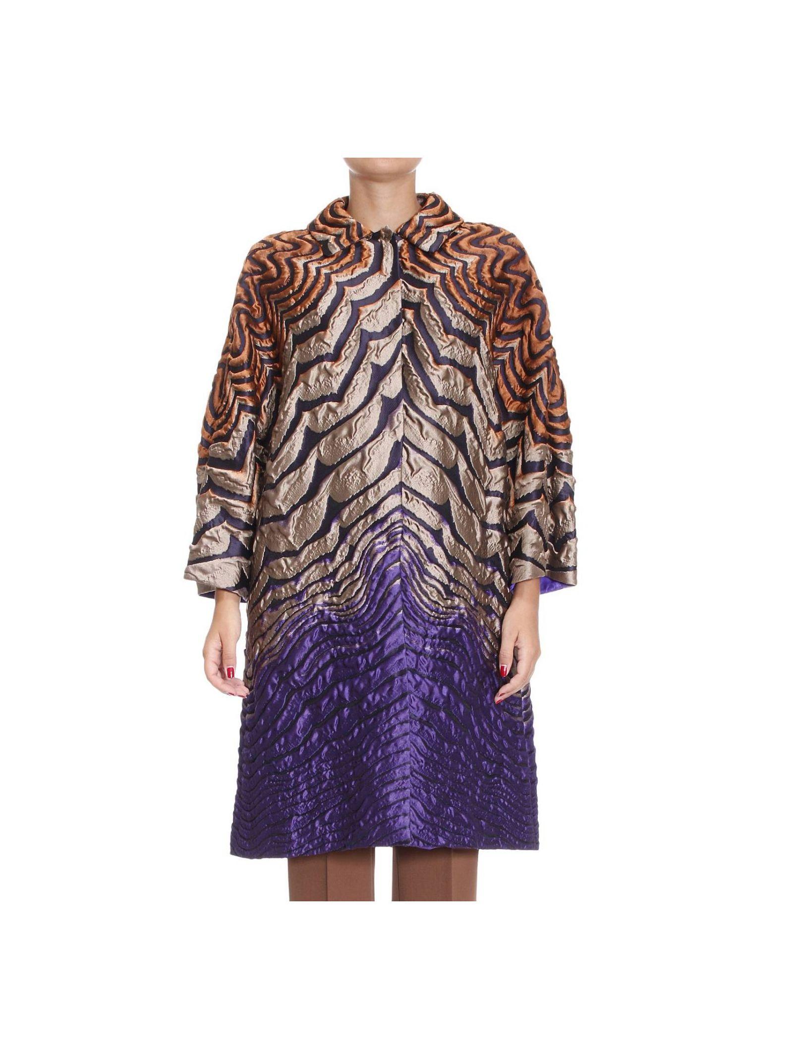 Coat Coat Woman Alberta Ferretti