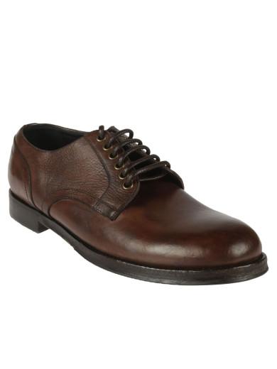 DOLCE & GABBANA Leathers Dolce & Gabbana Leather Derby Shoes