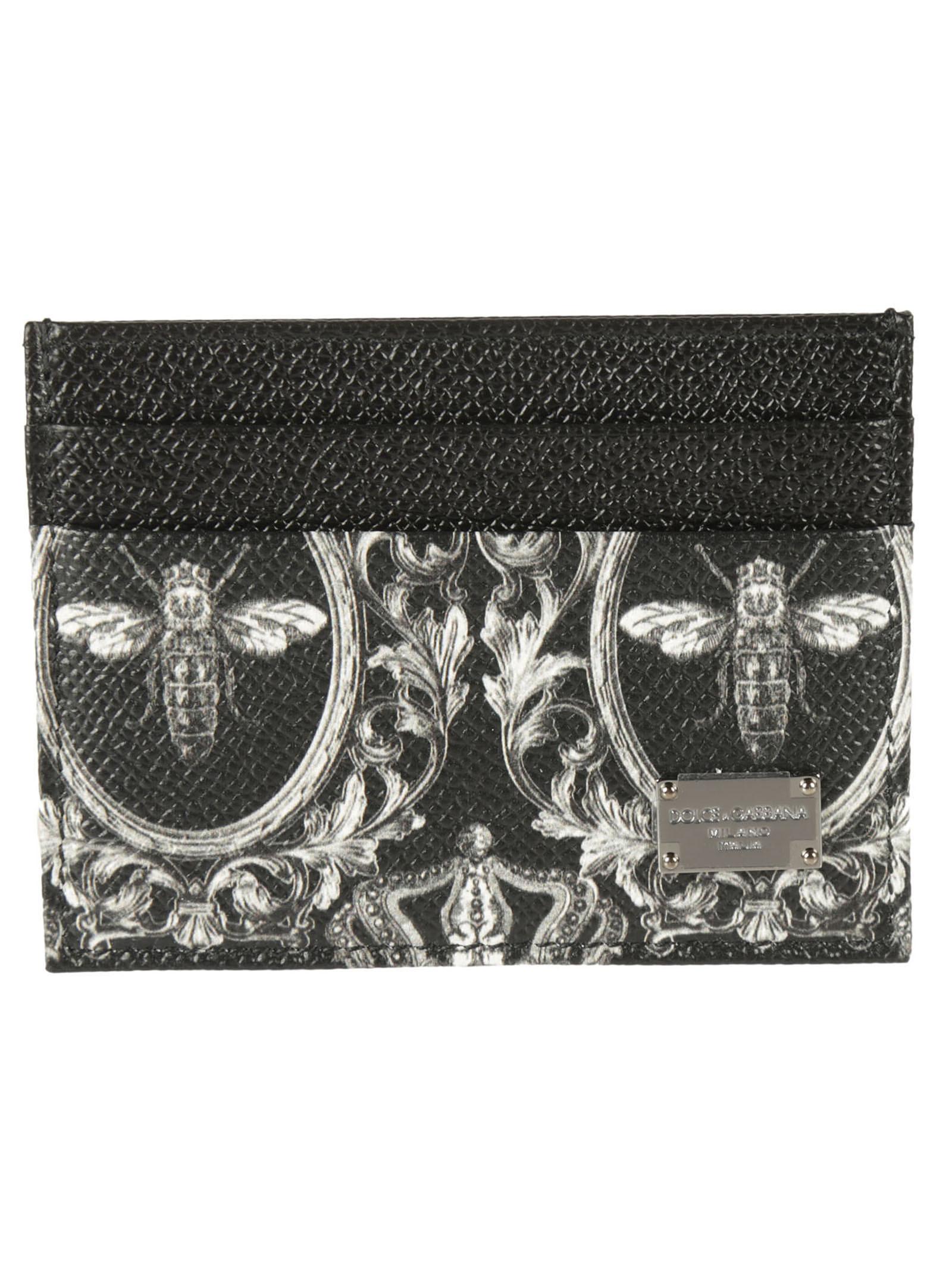 Dolce & Gabbana Bee Card Holder