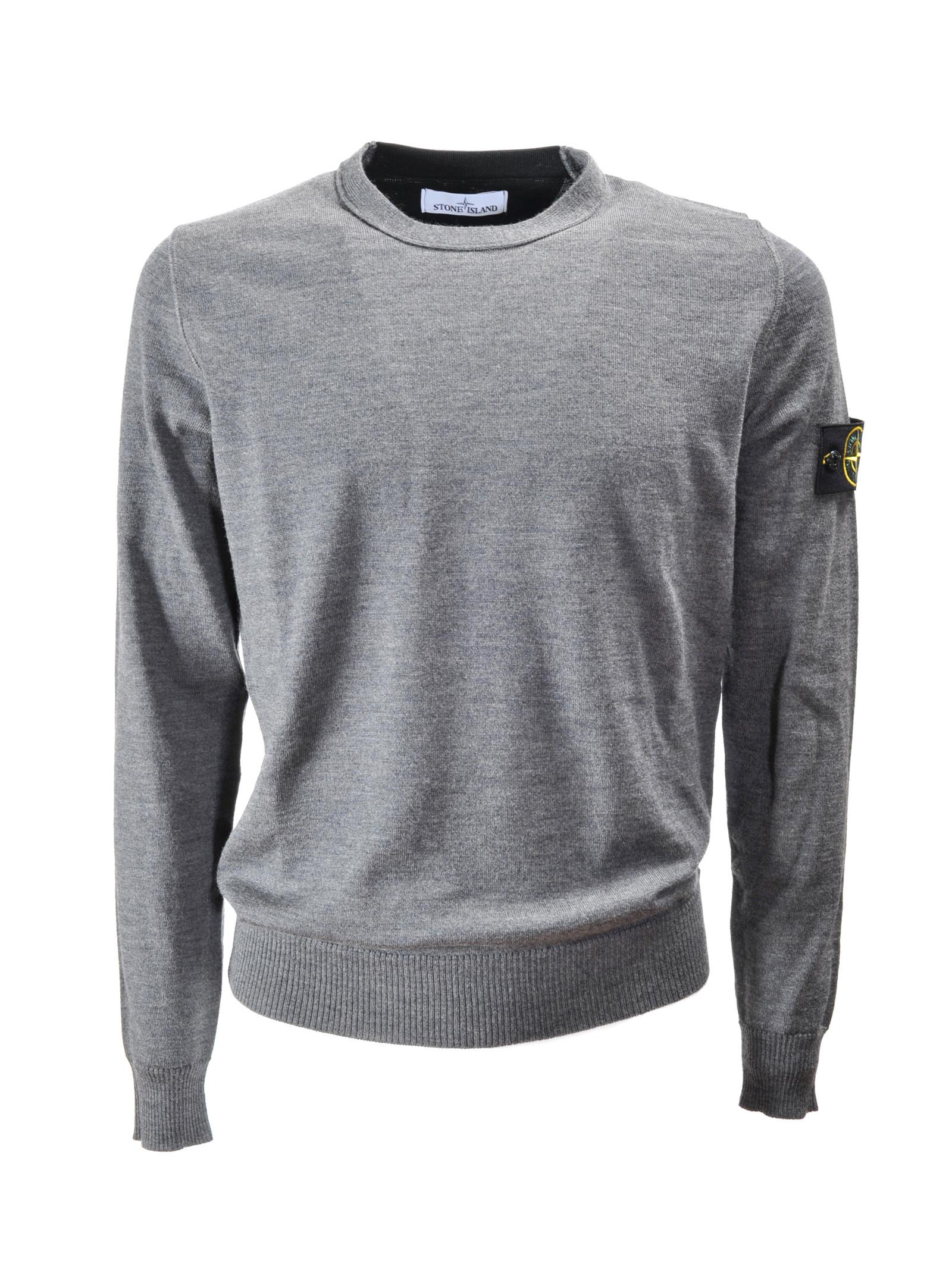 stone island stone island crew neck sweater 651550bc4 v0067 men 39 s sweaters italist. Black Bedroom Furniture Sets. Home Design Ideas