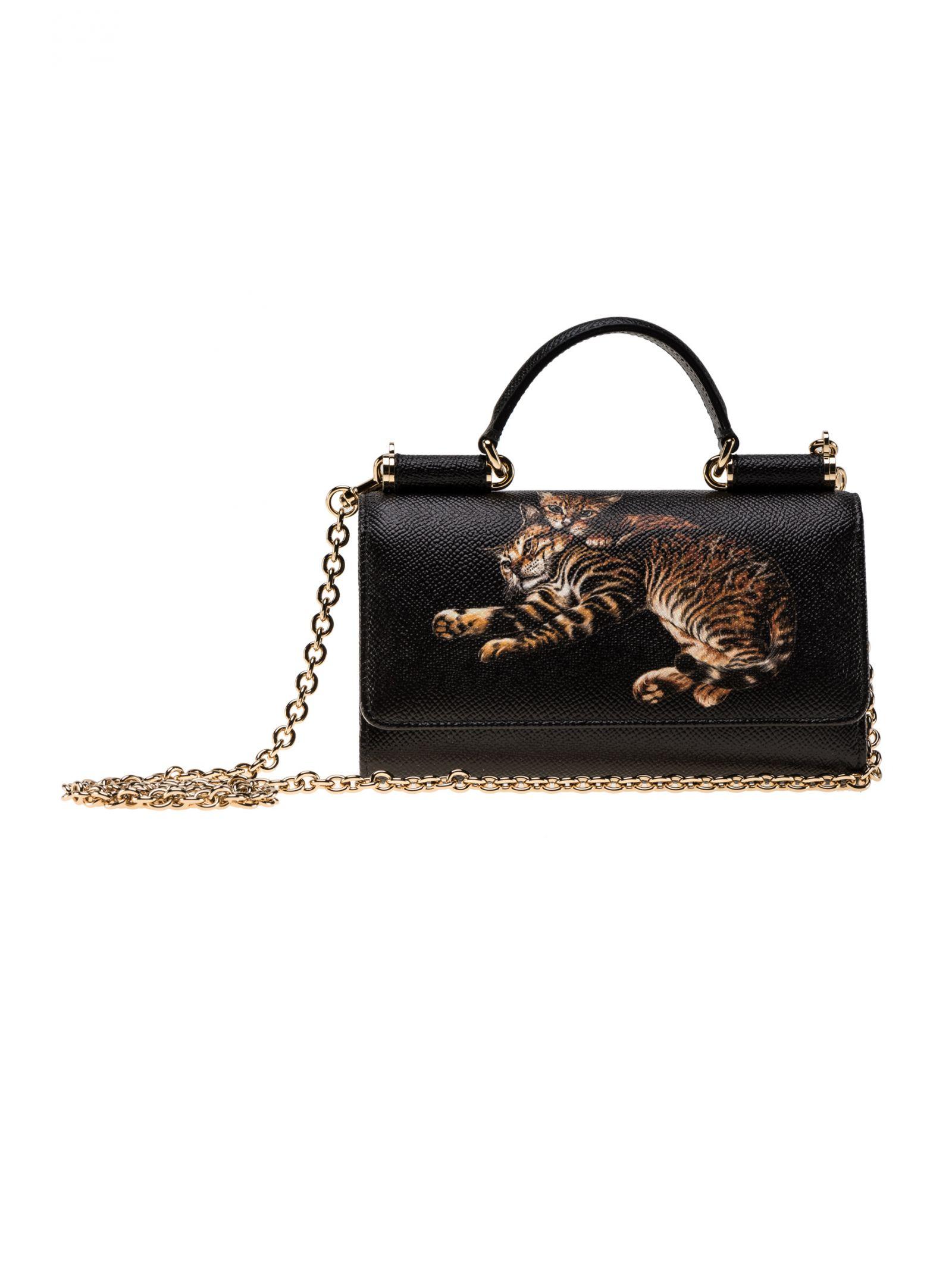 Dolce & Gabbana Cat Shoulder Bag