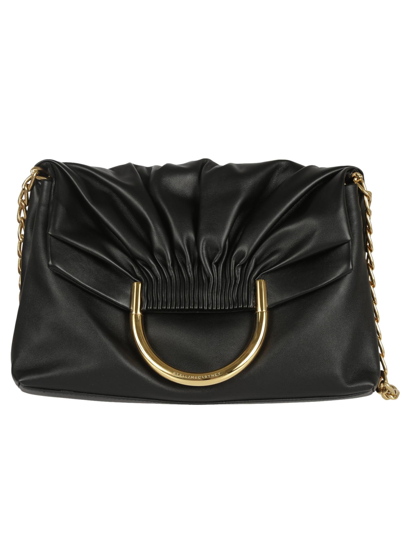 2b881151fb7b Stella McCartney Stella McCartney Alter Nappa Shoulder Bag - Black ...
