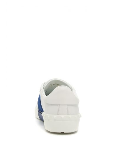 VALENTINO Leathers Open Sneakers