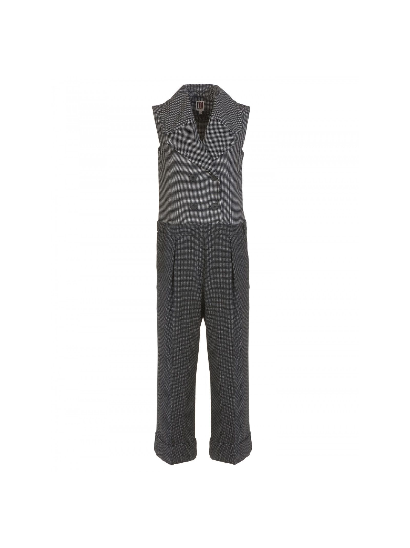 I'm Isola Marras Fabric Jumpsuit