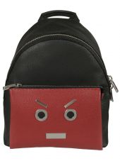 Fendi Angry Face Backpack