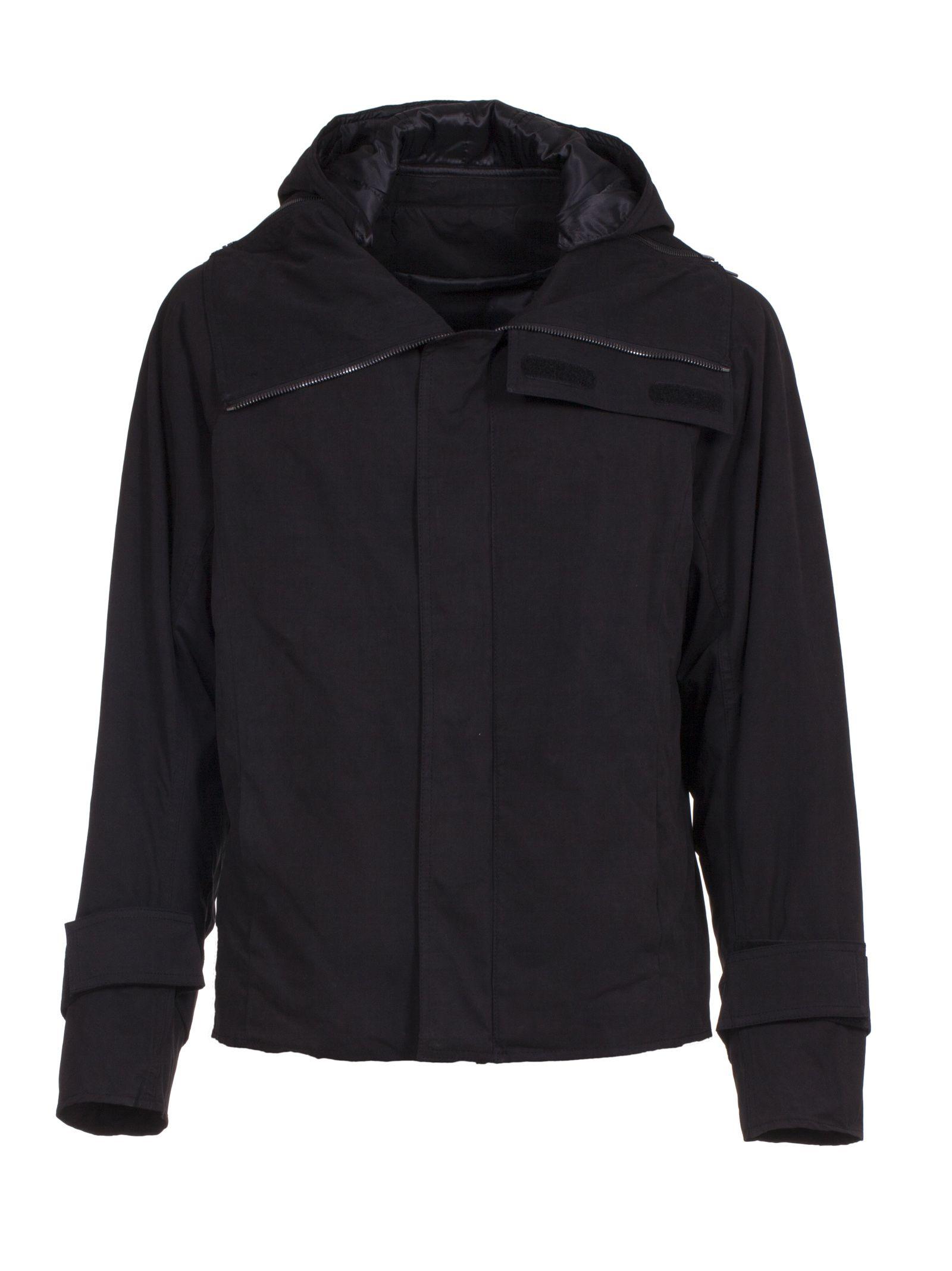 D.gnak Hooded Jacket