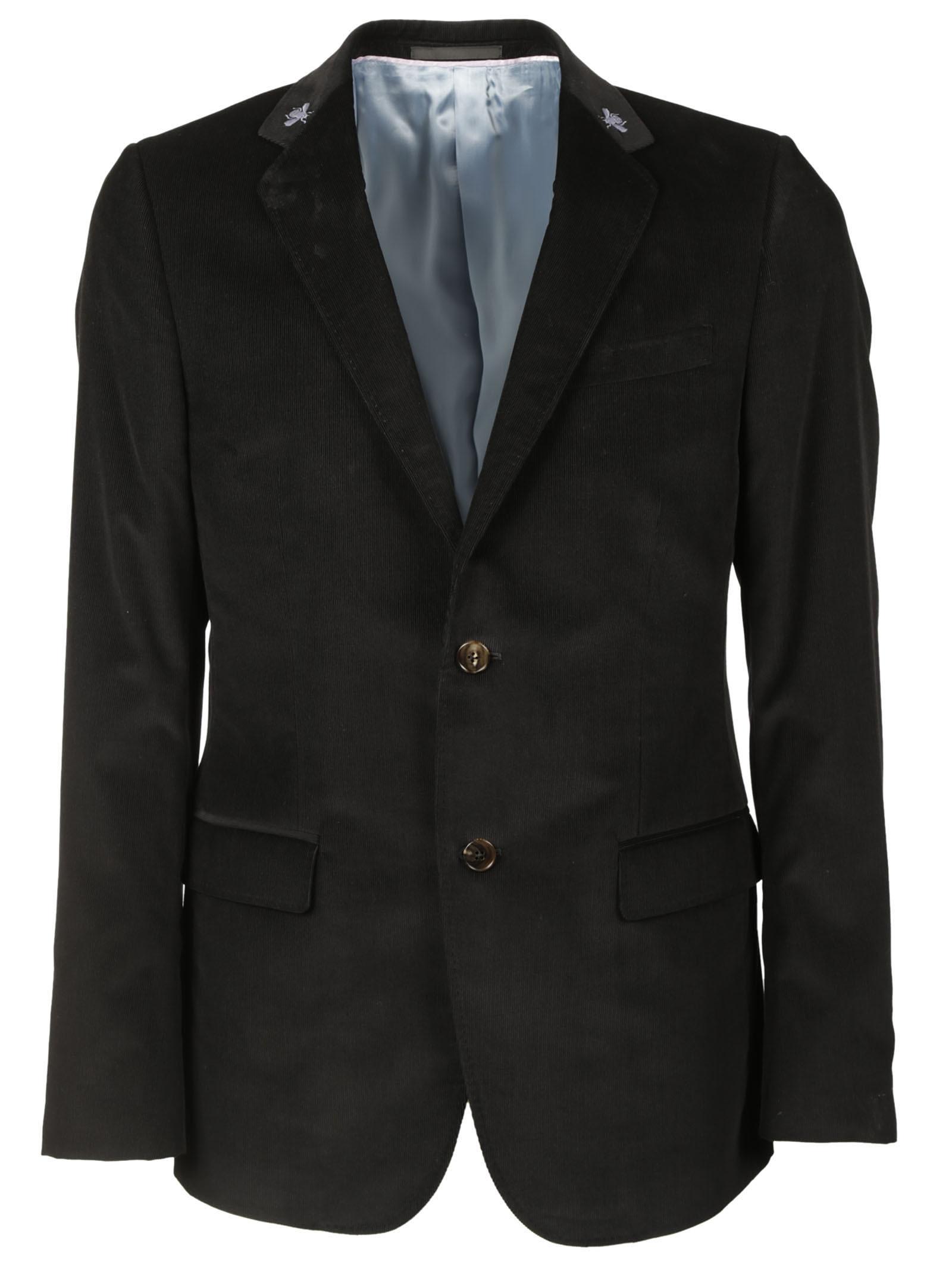 gucci male gucci classic blazer