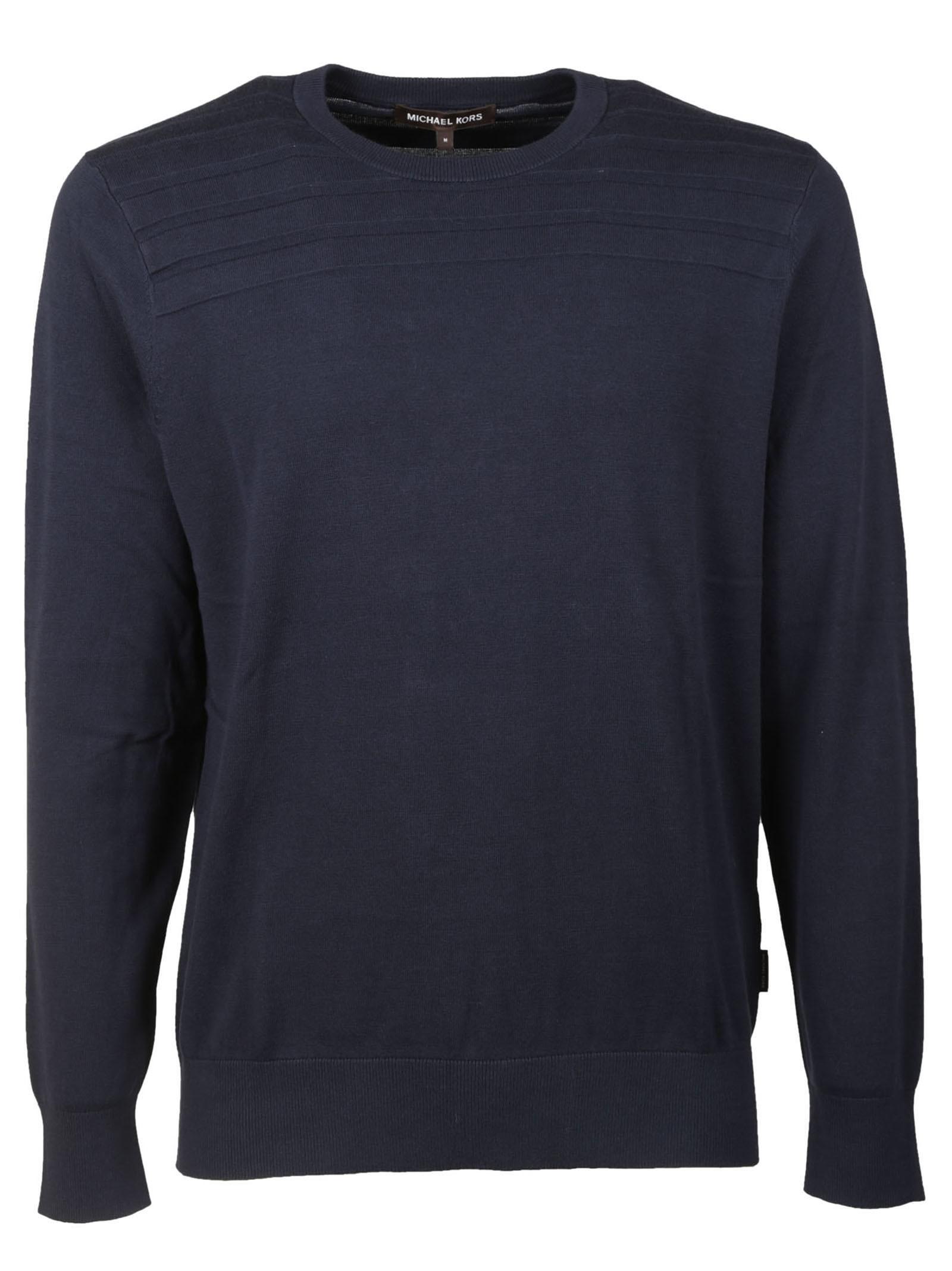 michael kors male michael kors crew neck sweatshirt