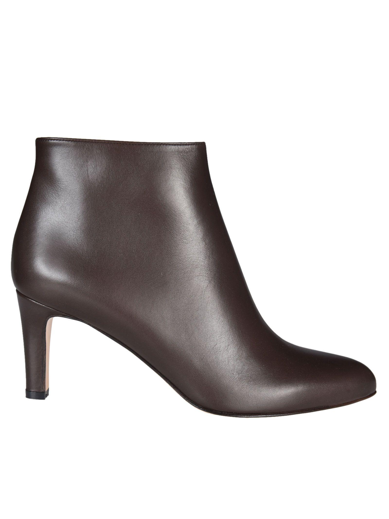 Antonio Barbato Pointed Ankle Boots