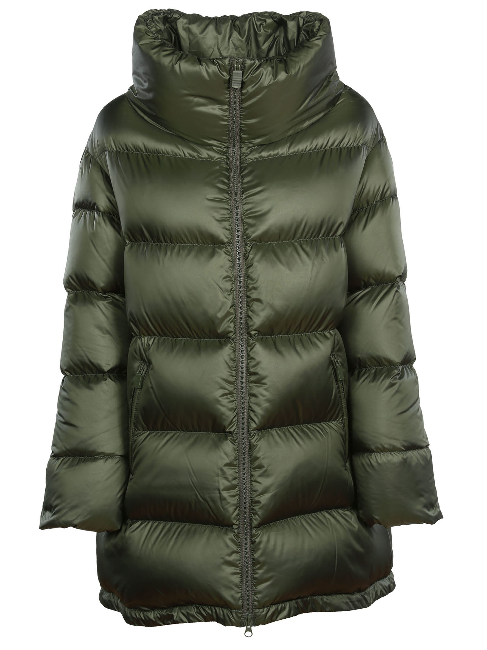 Aspesi Quilted Down Jacket