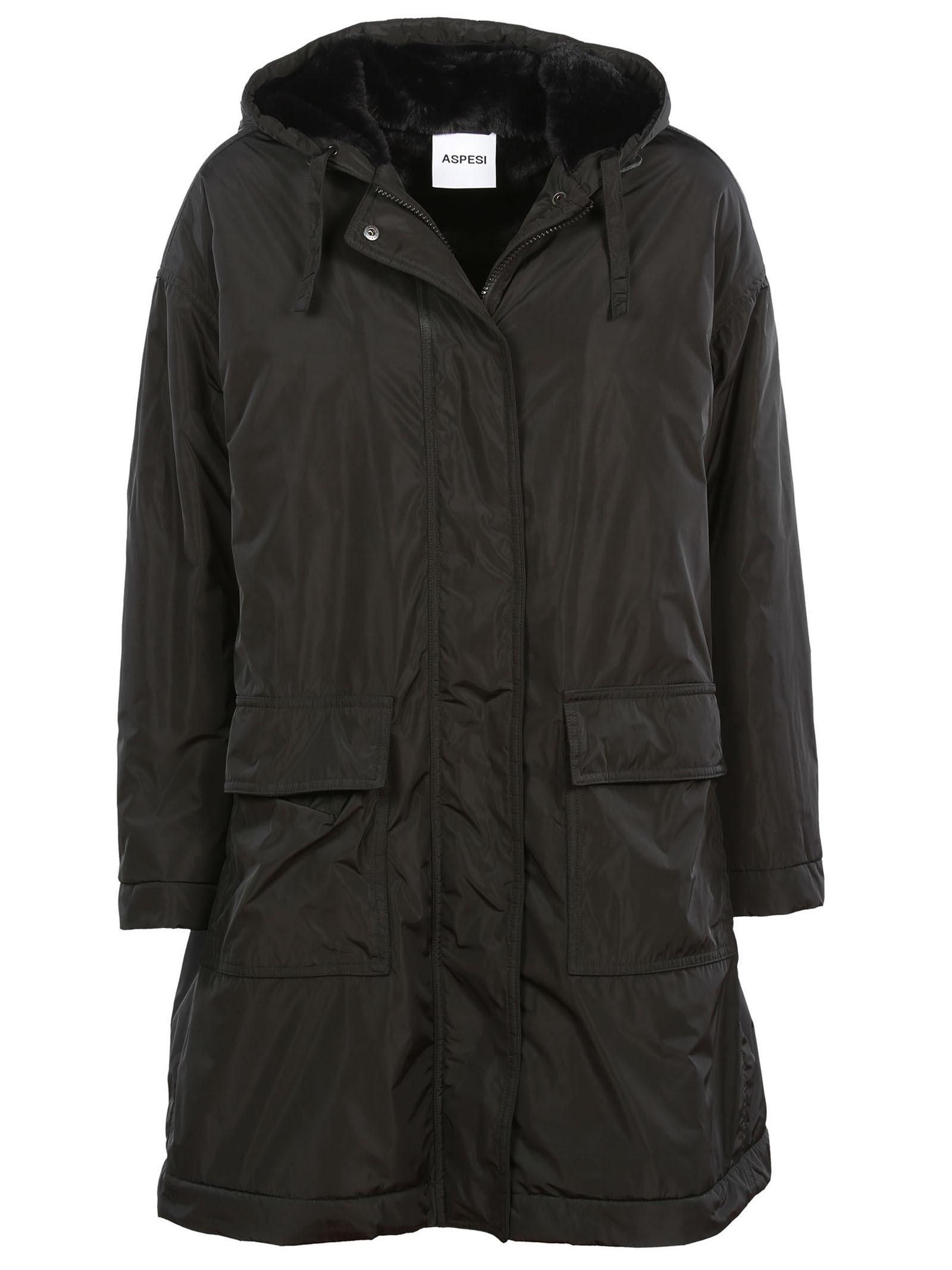 Aspesi Mandorla Coat