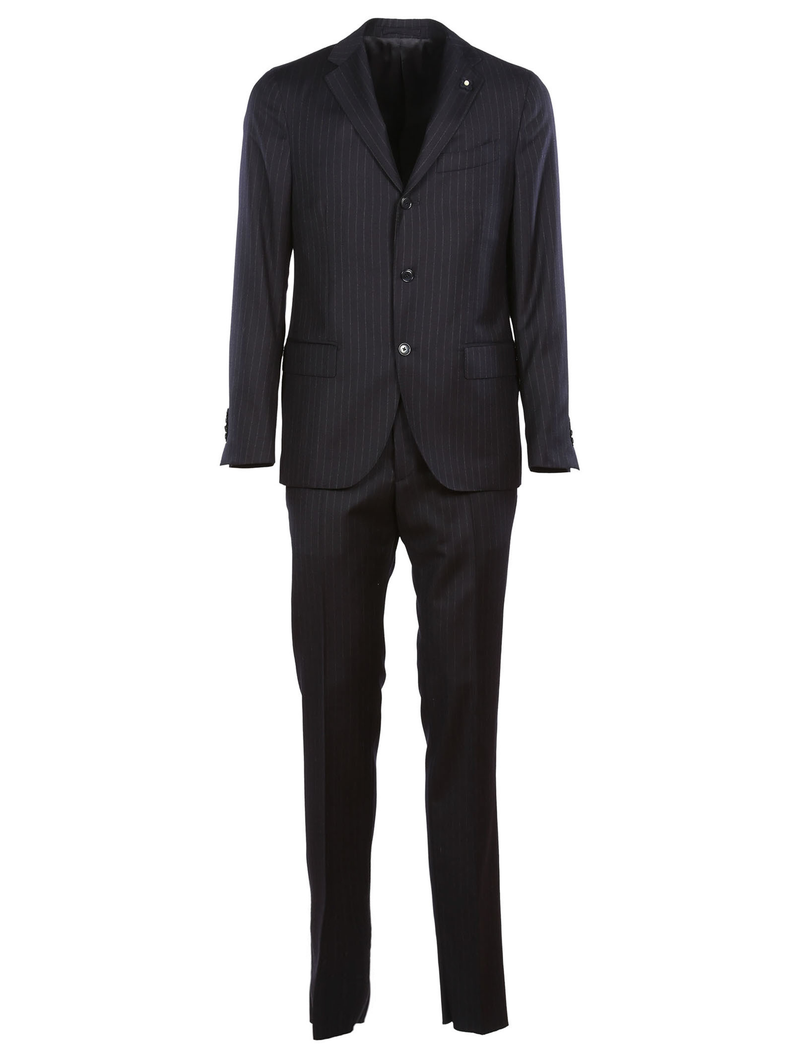 Lardini Stripe Suit