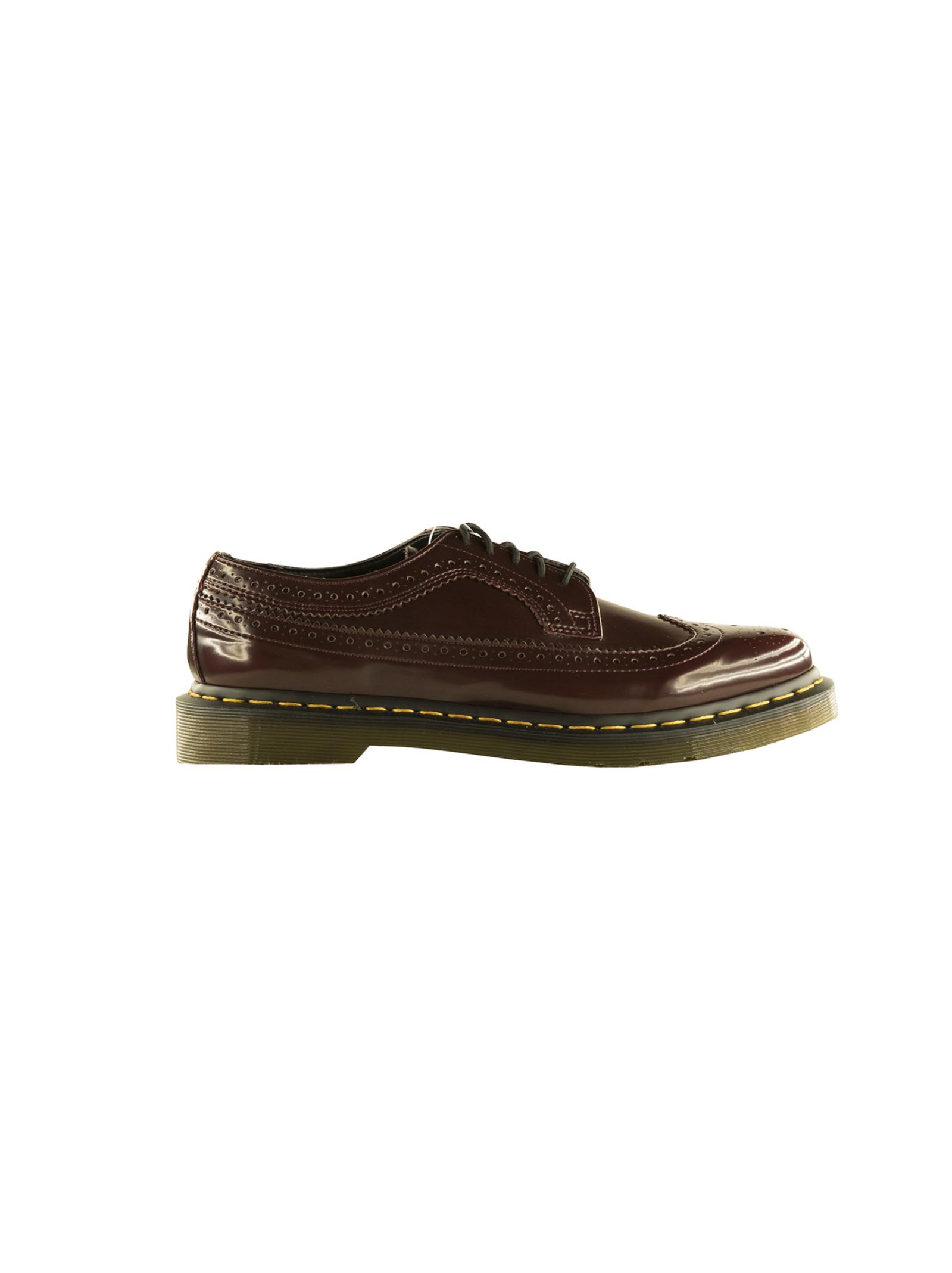dr martens female dr martens ridged sole laceup shoes