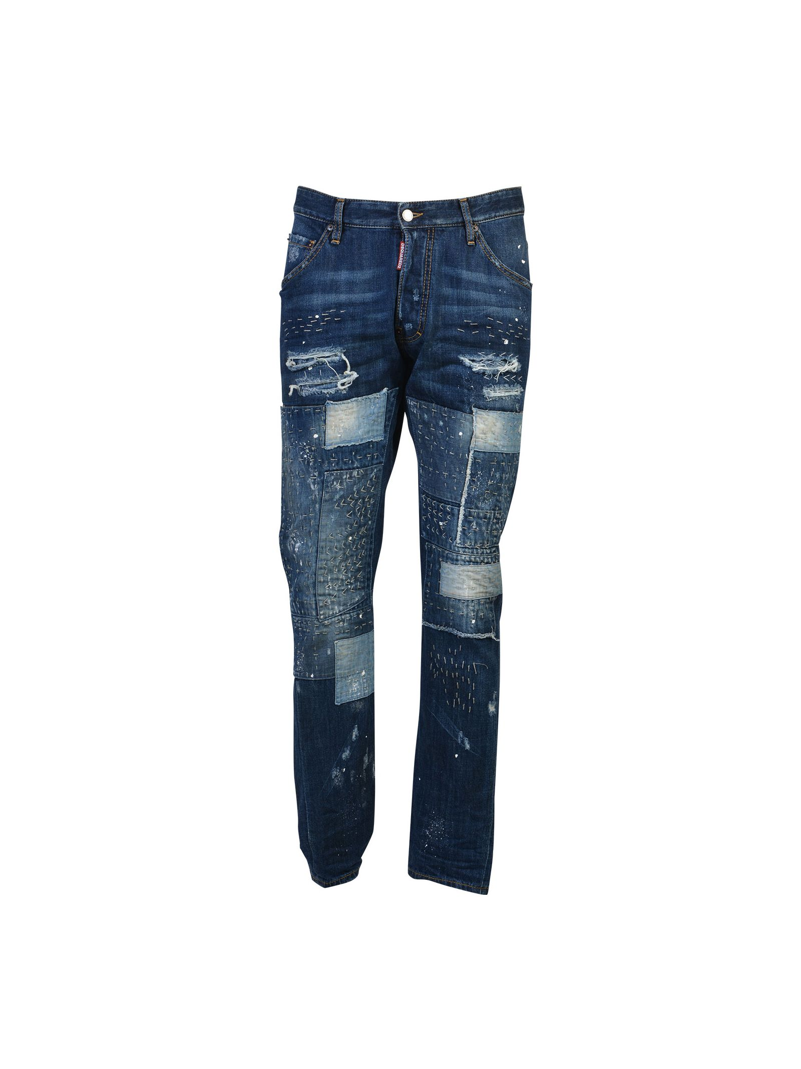 Dsquared2 Classic Kenny Twist Jeans