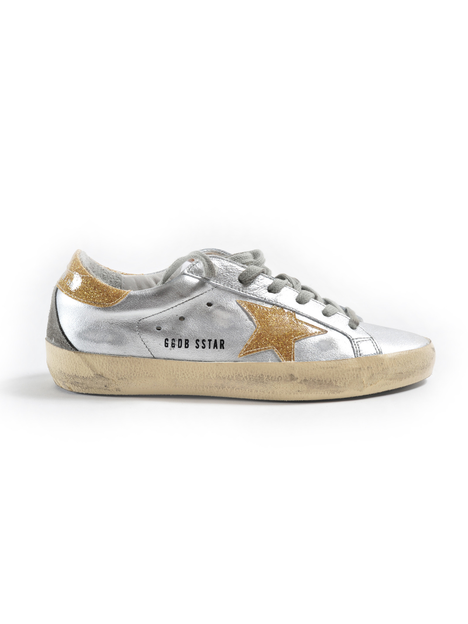 Golden Goose - Golden Goose Super Star Leather Sneakers, Women's Sneakers | Italist
