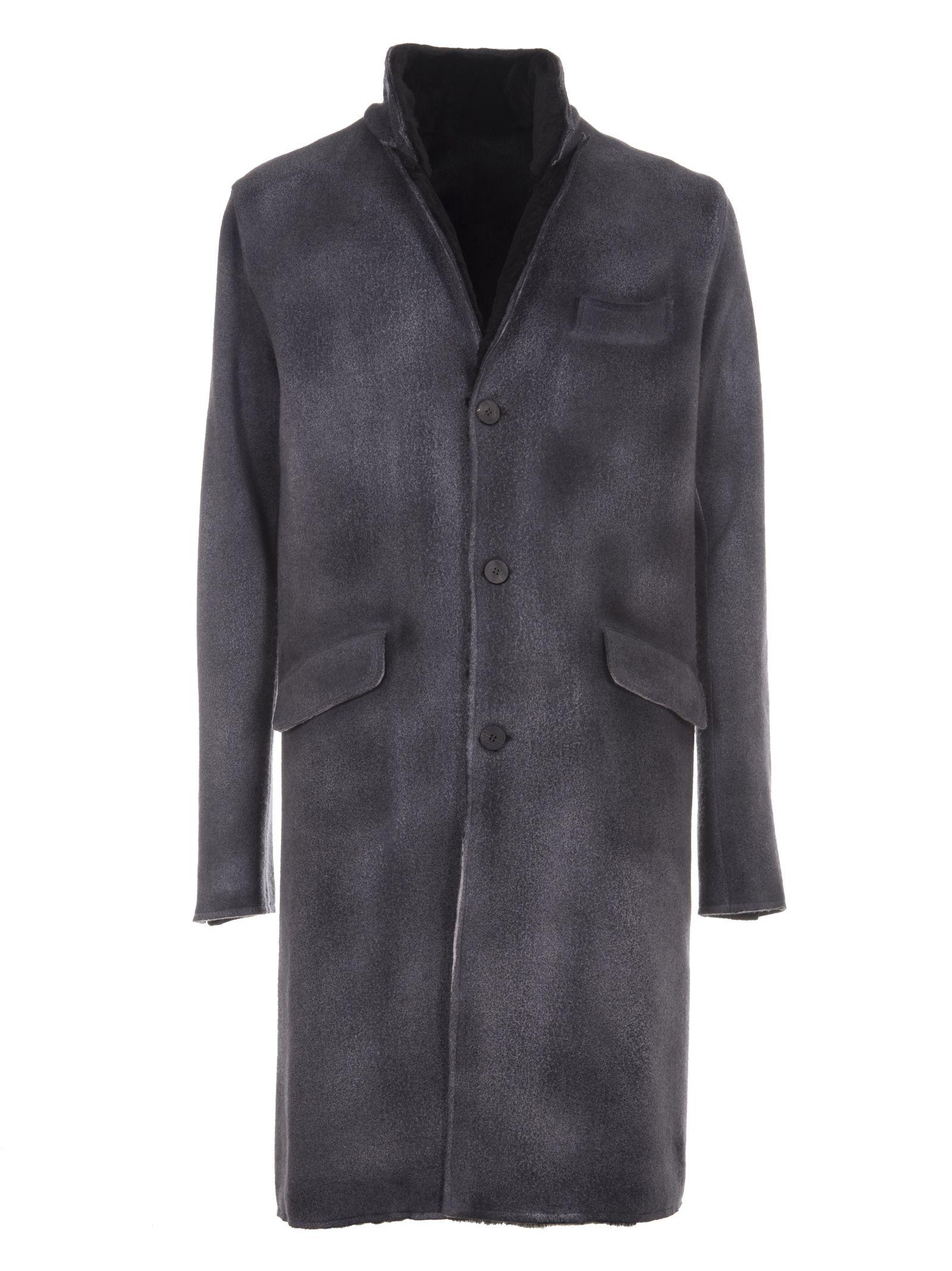 Avant Toi Wool-cashmere Coat