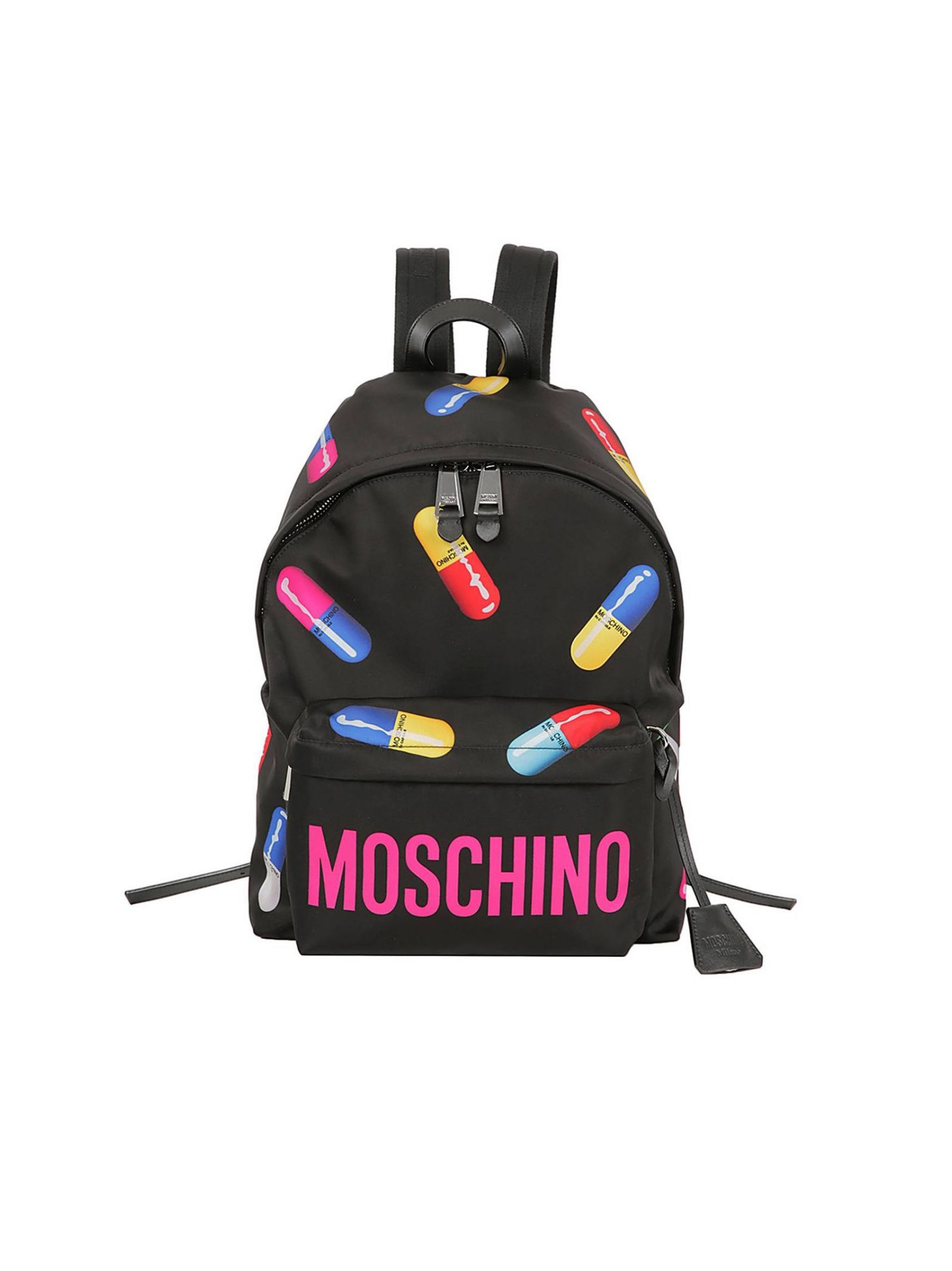 Backpack Handbag Woman Moschino Couture