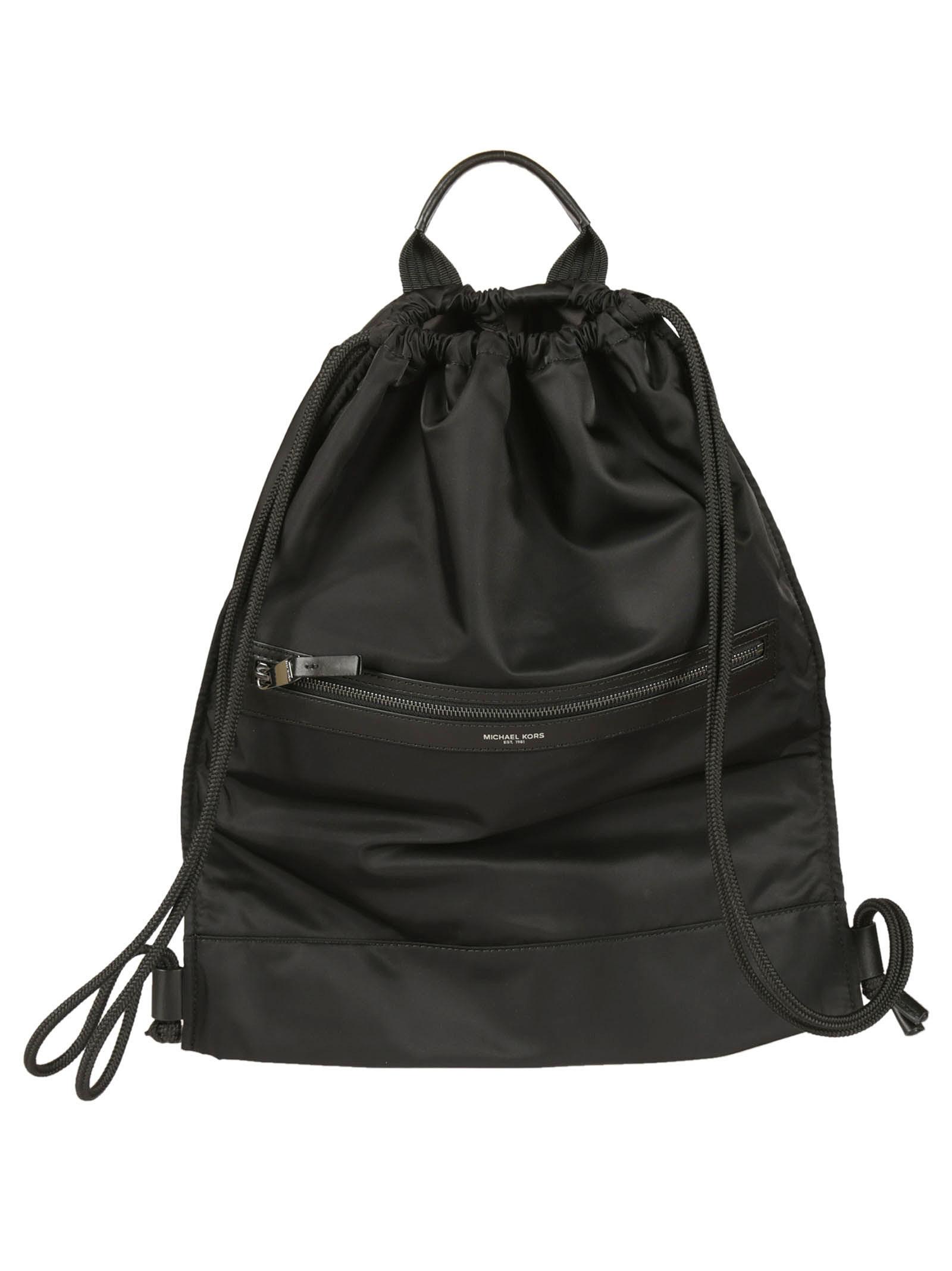 michael kors male michael kors drawstring backpack