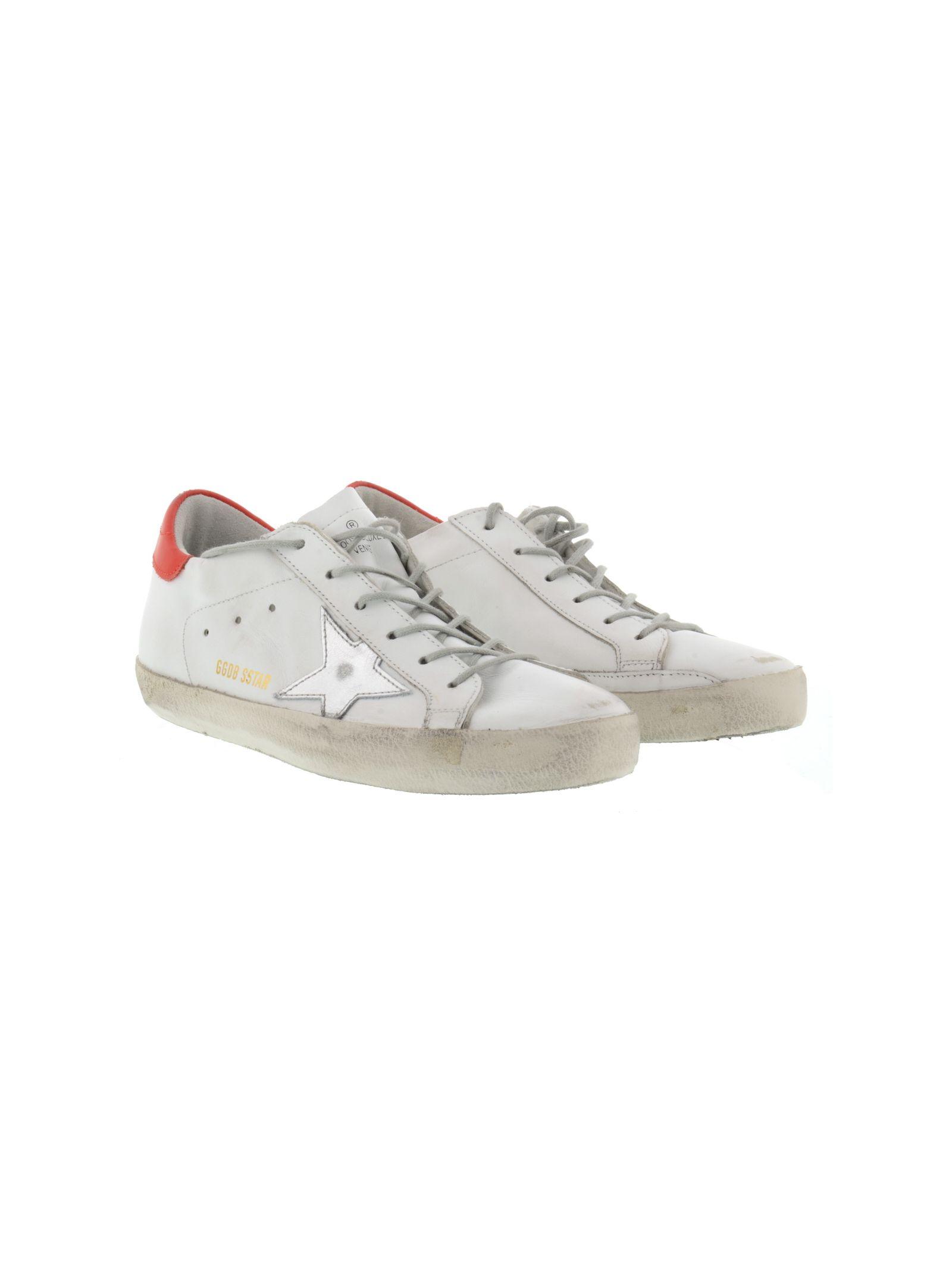 Pantofi sport de damă GOLDEN GOOSE Superstar Sparkle