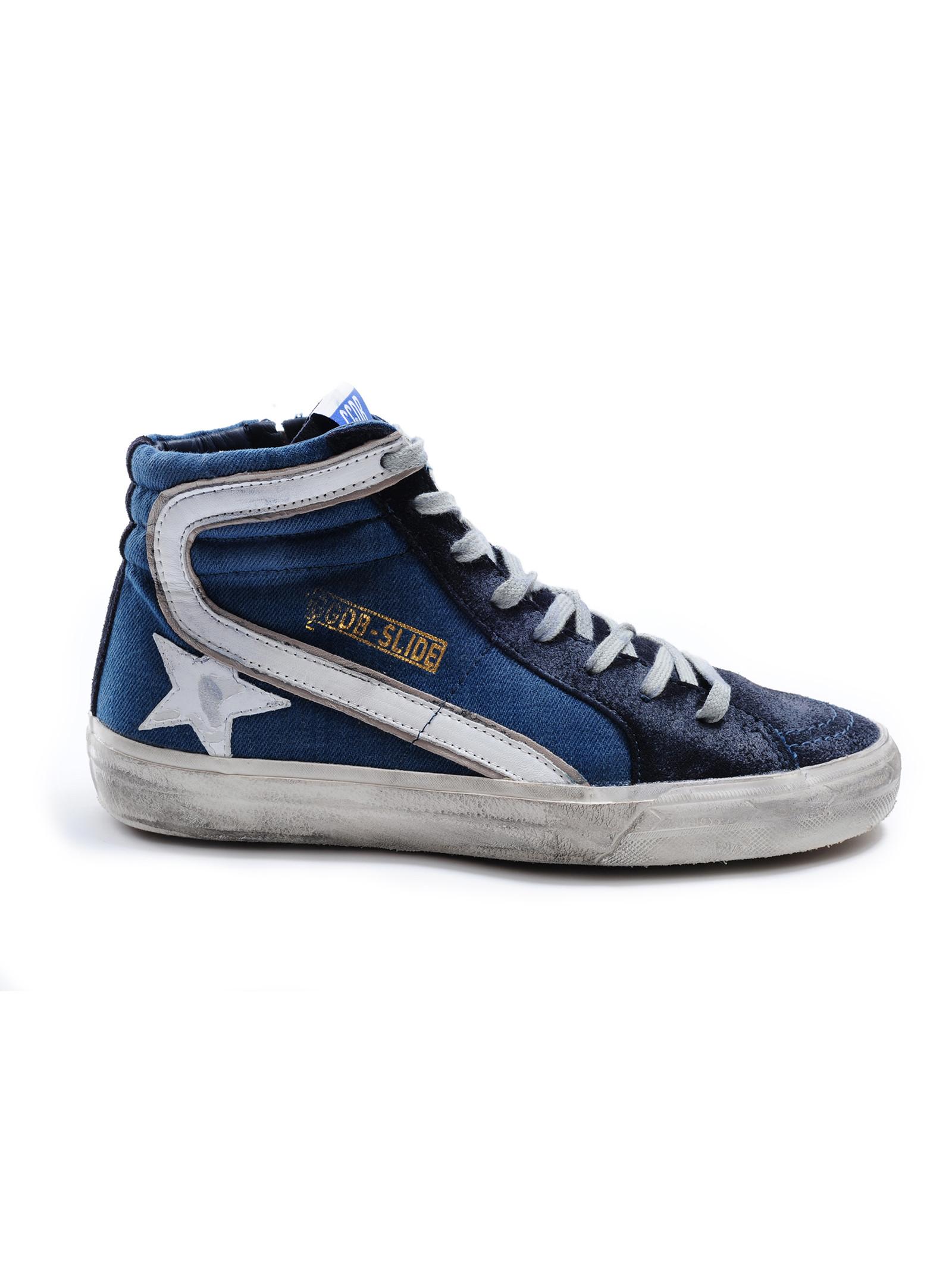 golden goose sneakers slide g25u595 a2 men 39 s sneakers italist. Black Bedroom Furniture Sets. Home Design Ideas