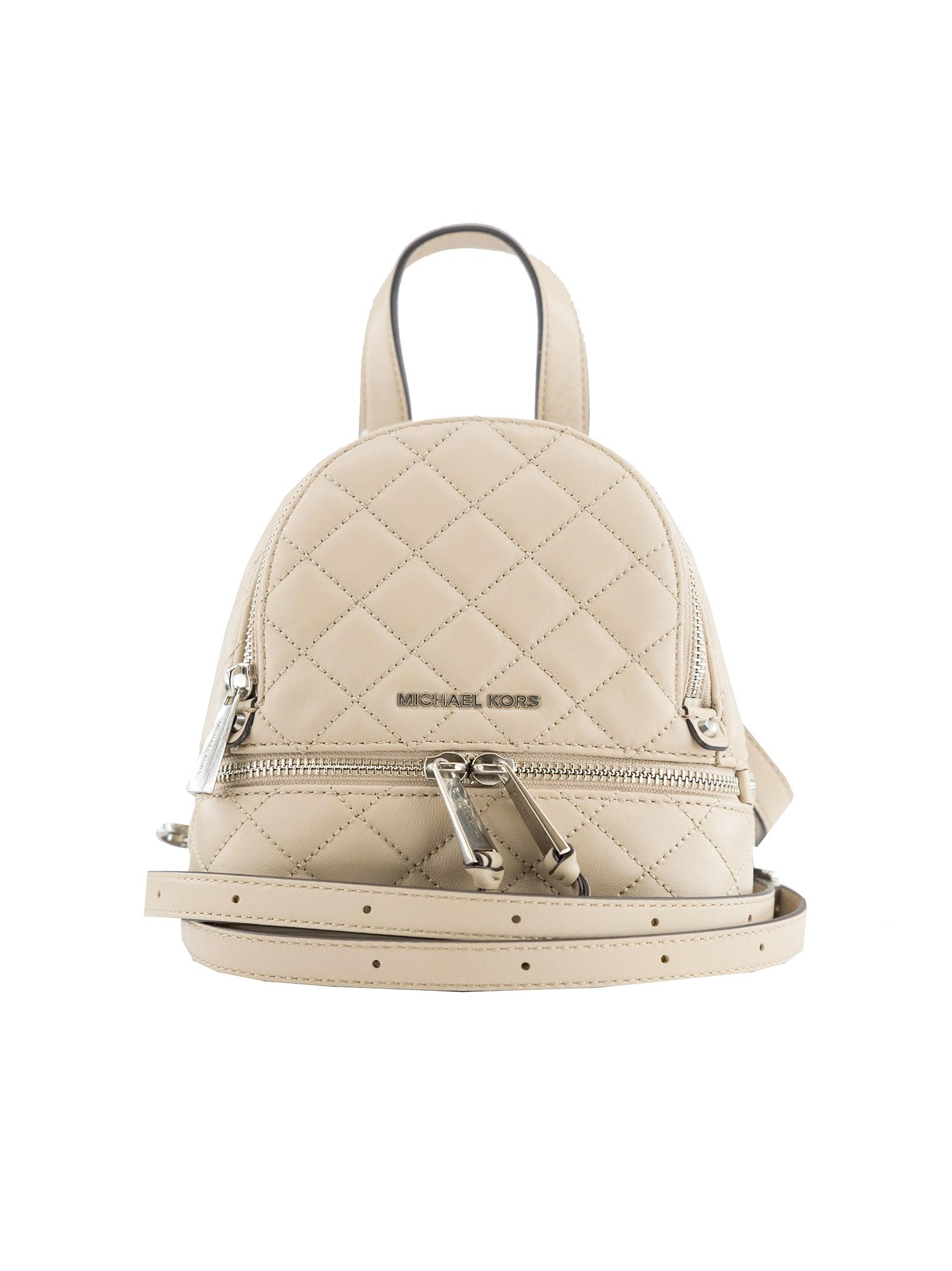 michael kors female michael kors extra small rhea backpack