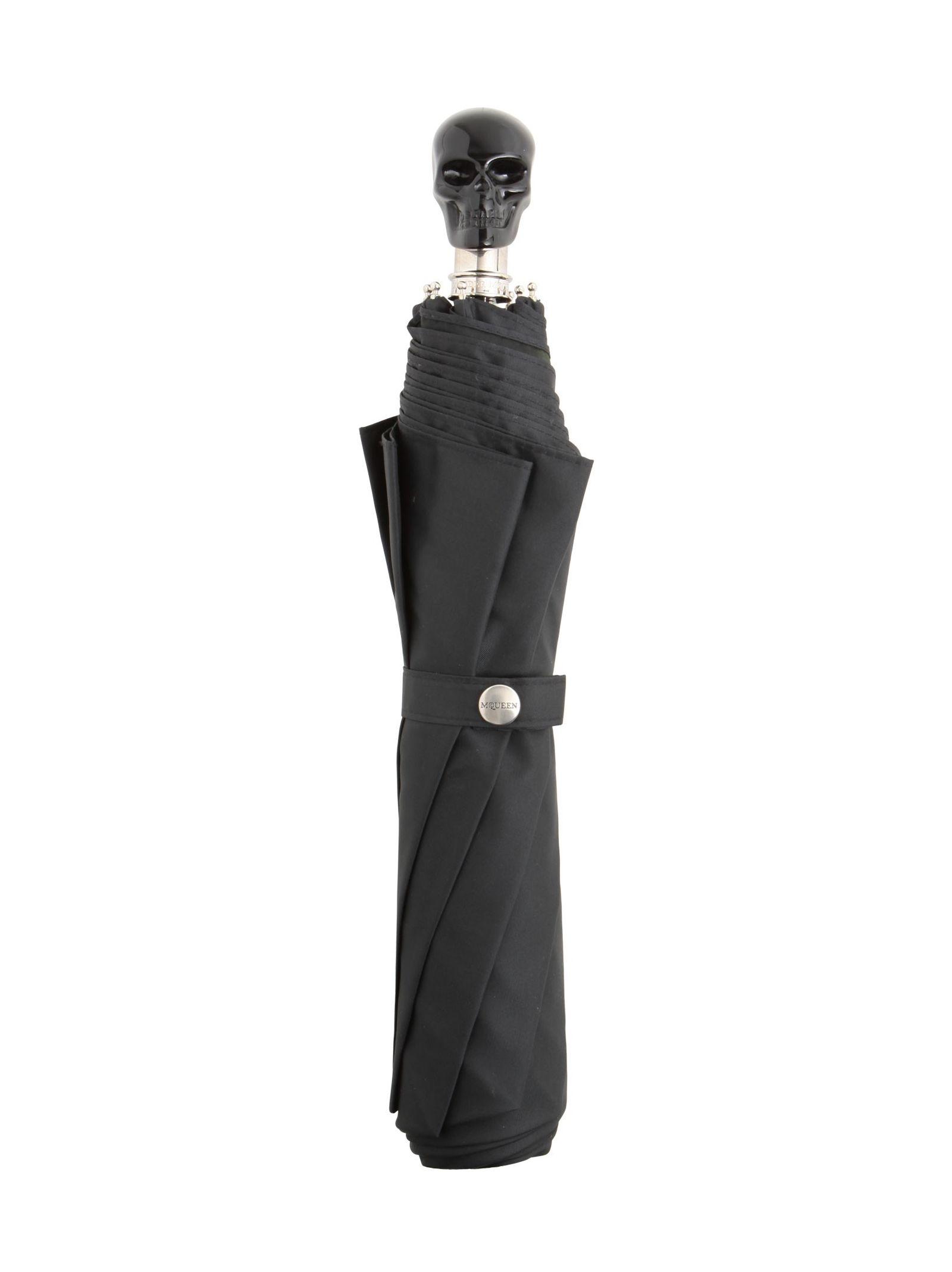 Foldable Skull Umbrella