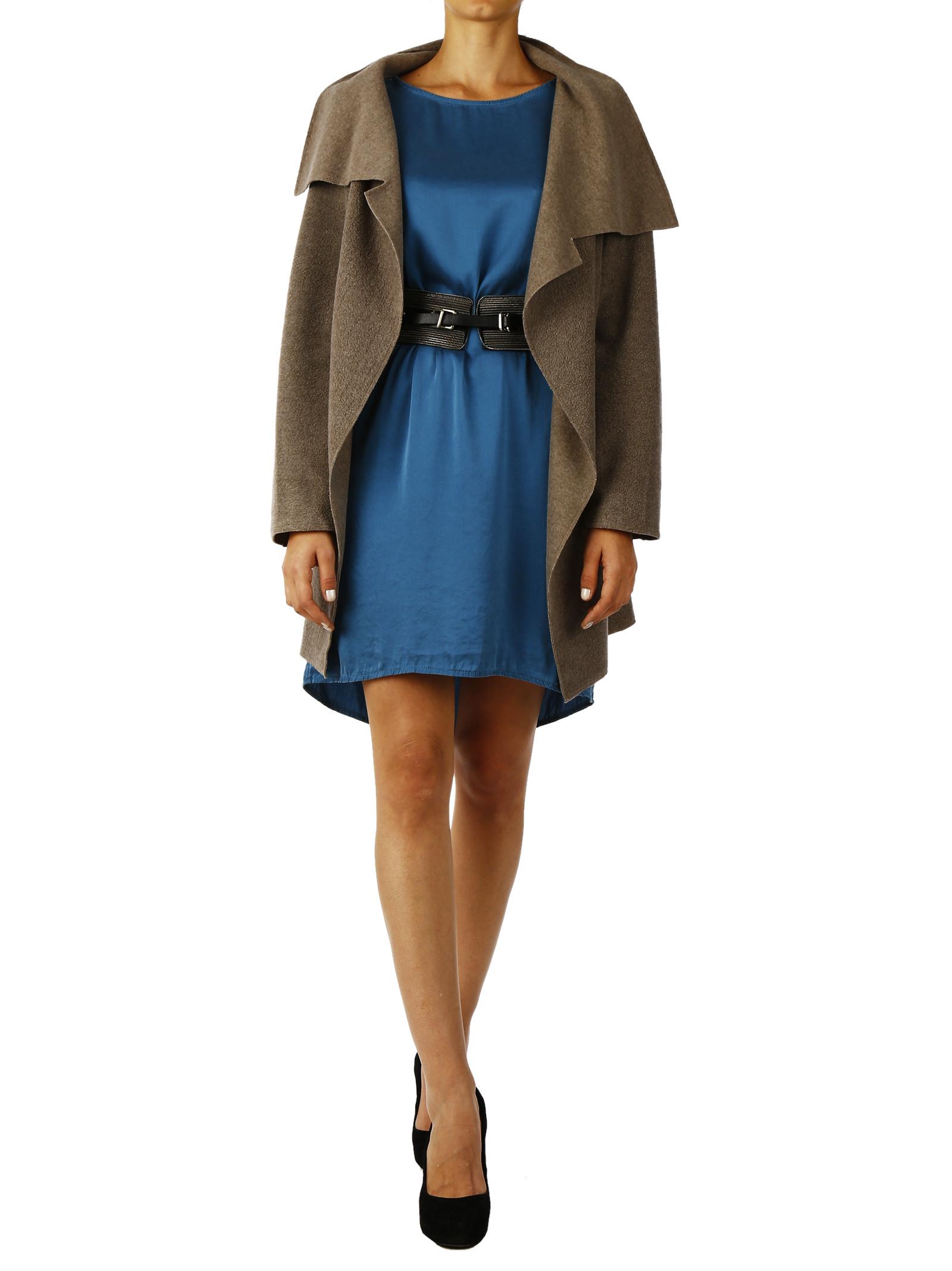 Altalana Belted Coat