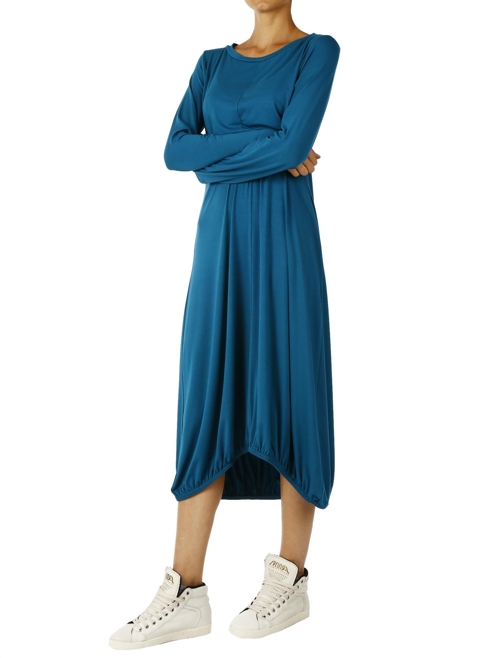 Altalana 100% Viscose Extrafine Long Dress
