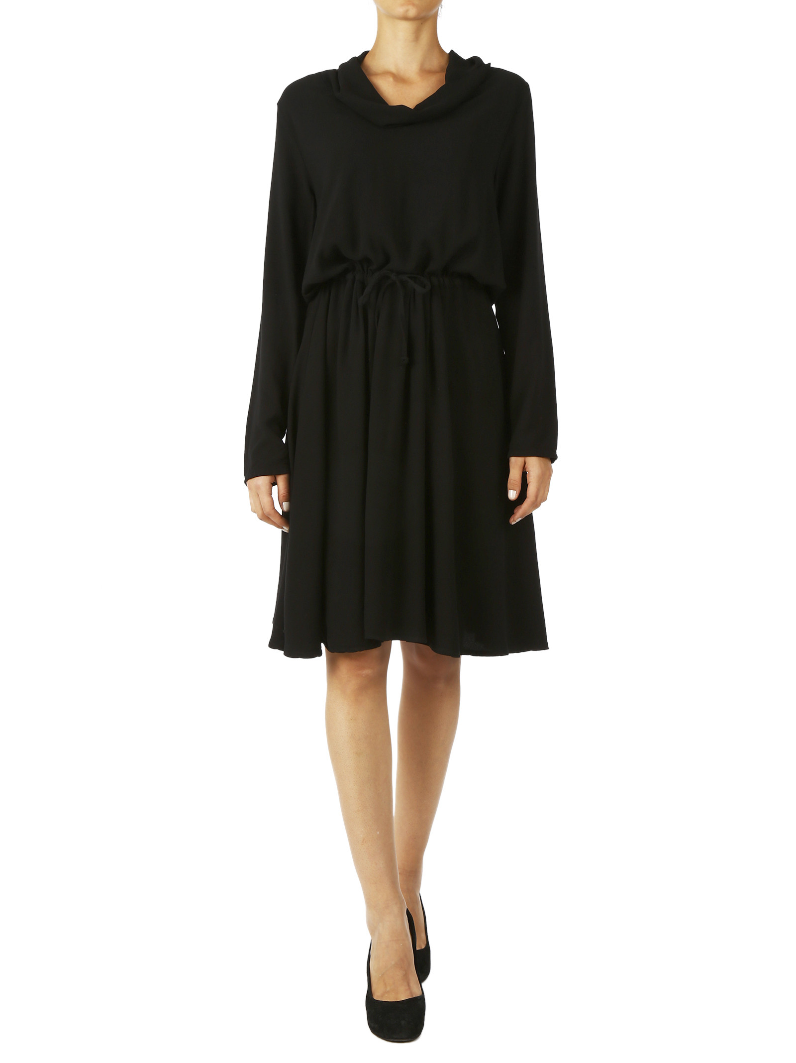 Altalana 100% Viscose Extrafine Coulisse Dress