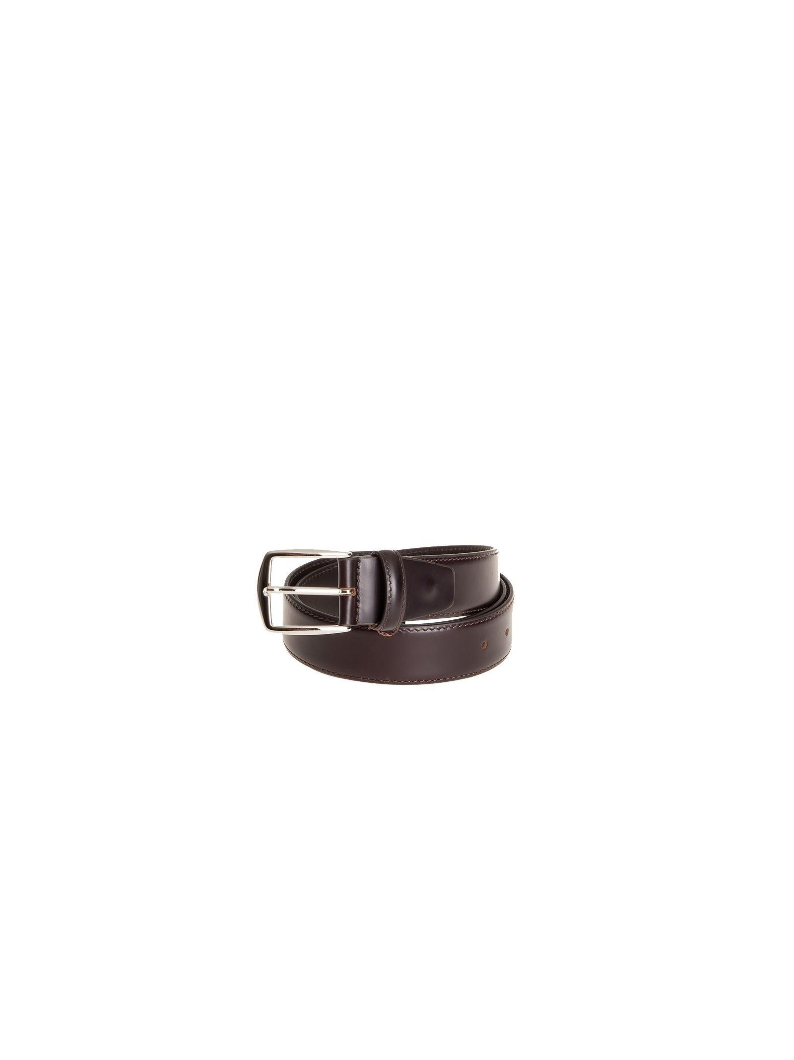 Leather Belt Andrea D'amico Acub071 497