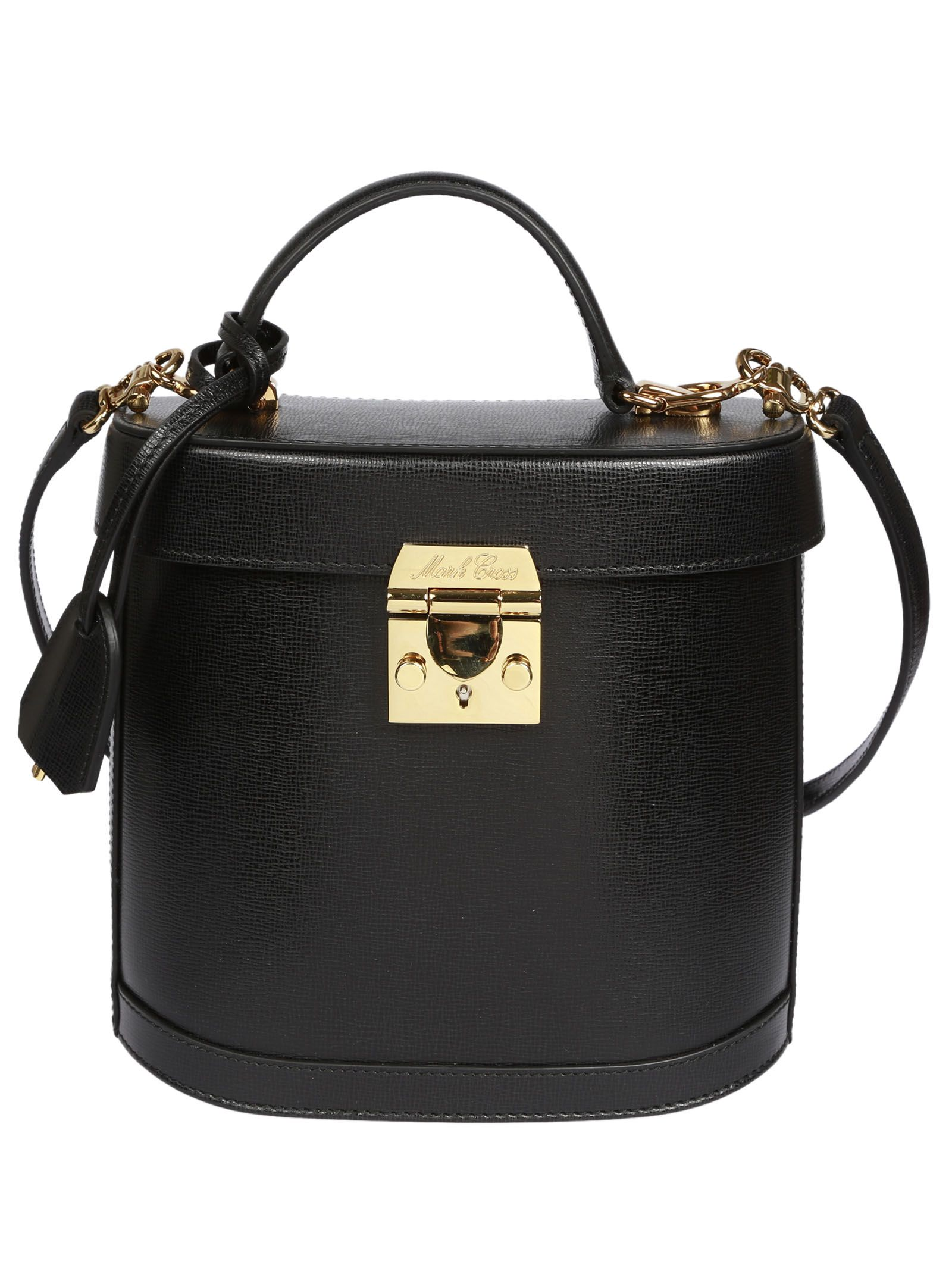 Mark Cross Benchley Shoulder Bag