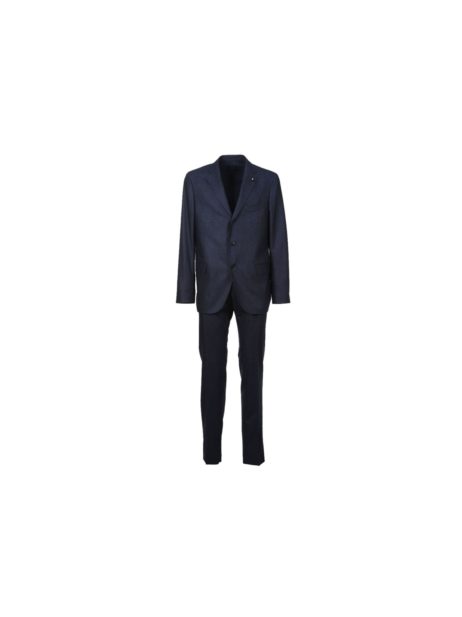 Lardini Wool Suit