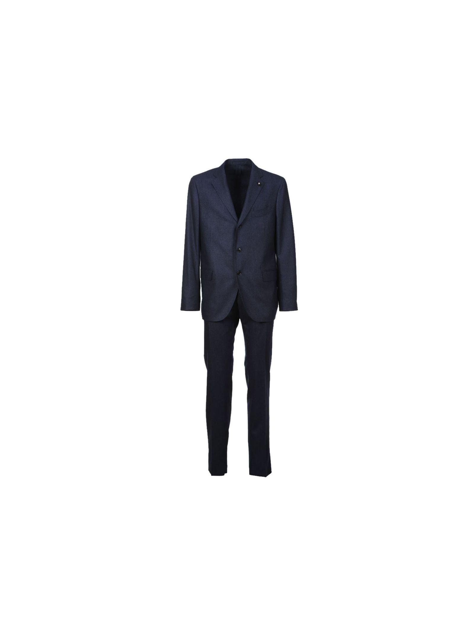 Lardini Wool Suit