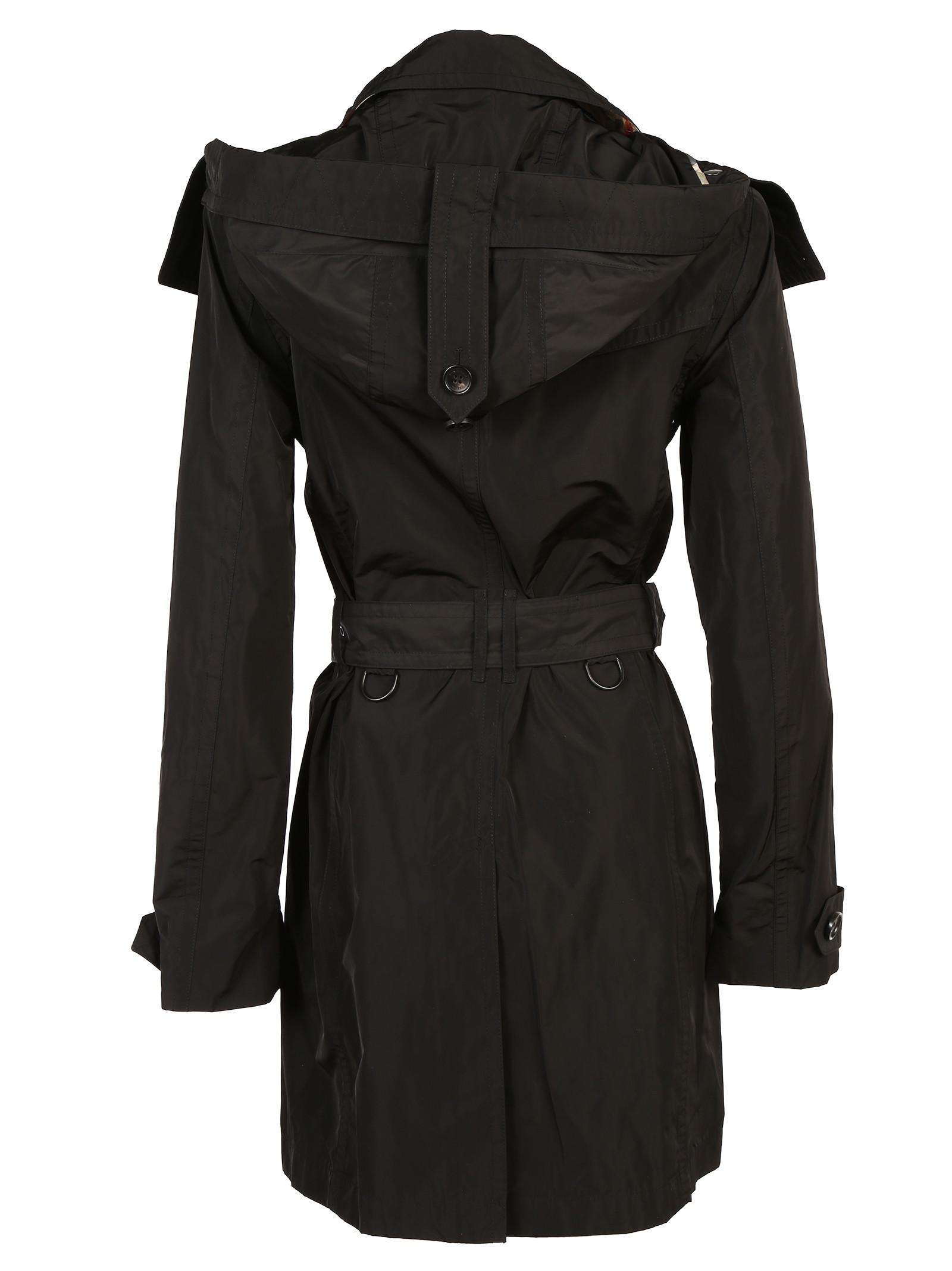 burberry brit burberry brit trench coat women 39 s. Black Bedroom Furniture Sets. Home Design Ideas