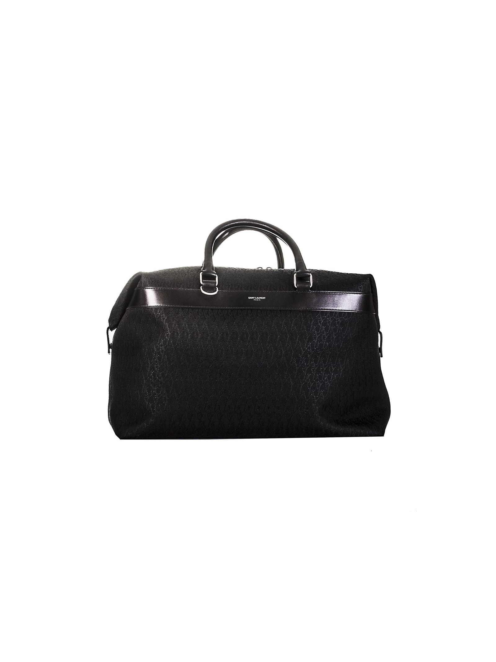 Geantă de damă SAINT LAURENT Black Monogram